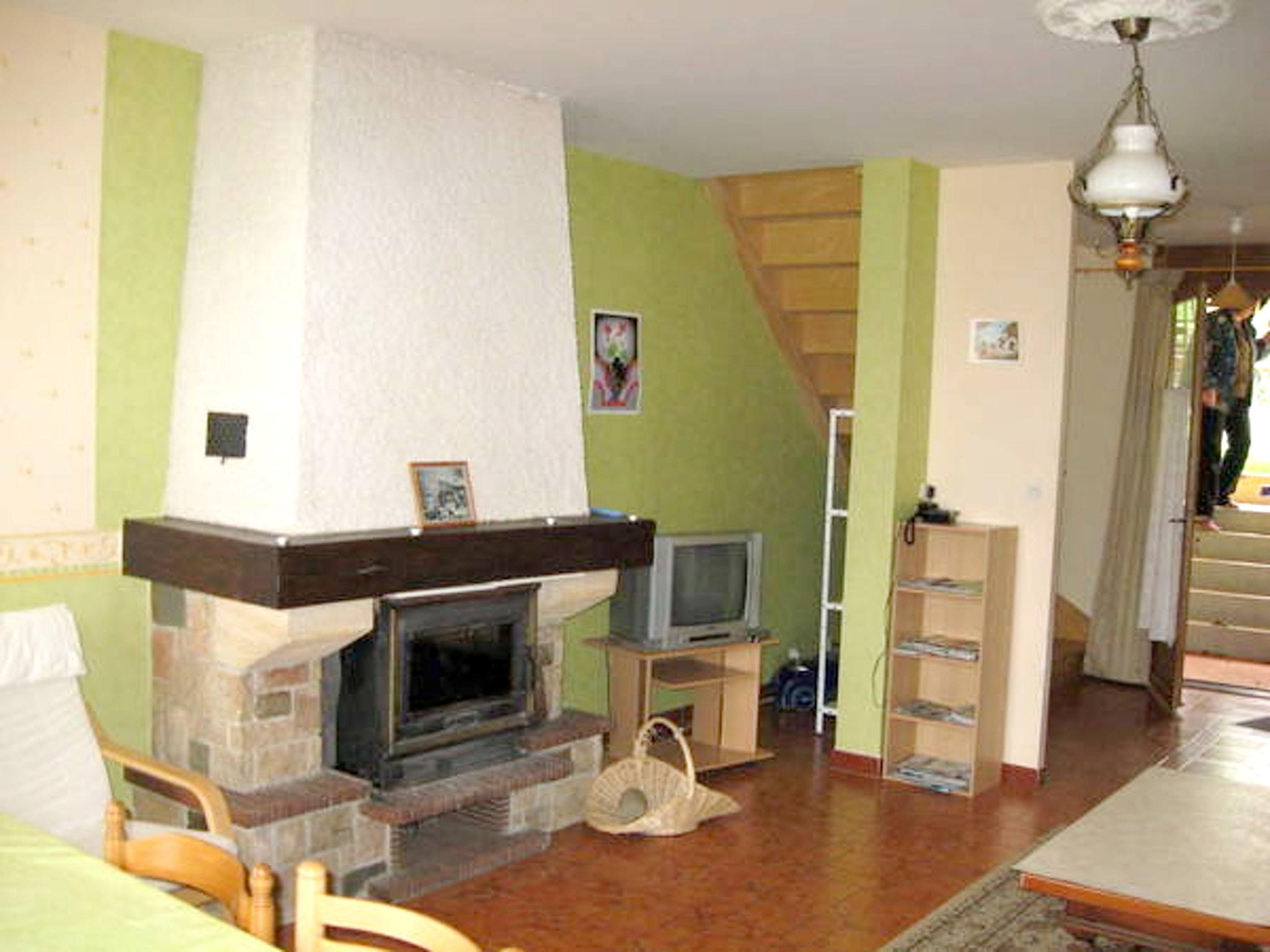 Maison de vacances Haus mit 2 Schlafzimmern in Saint-Laurent-la-Roche mit eingezäuntem Garten - 40 km vom Str (2208321), Montmorot, Jura, Franche-Comté, France, image 5