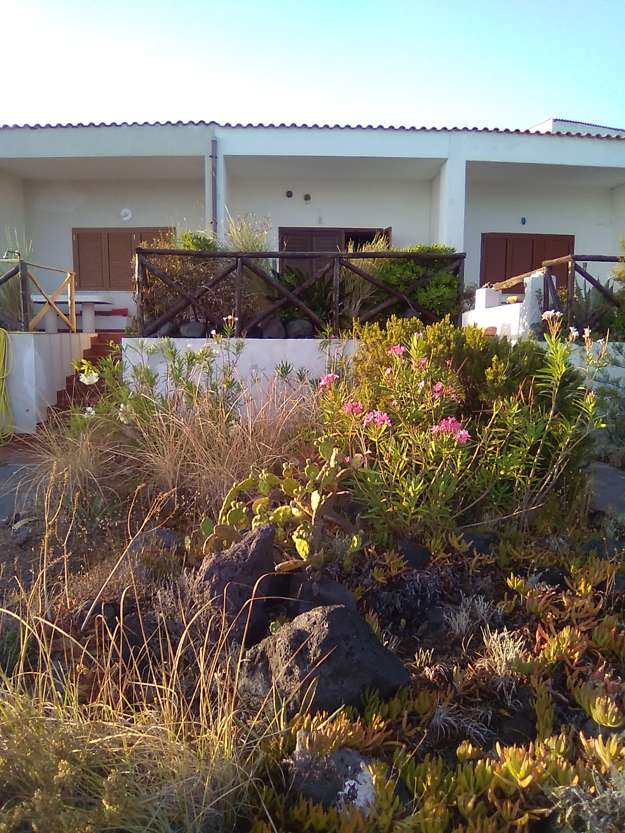 Maison de vacances Villa mit einem Schlafzimmer in Vulcanello mit herrlichem Meerblick und eingezäuntem Garte (2409224), Lipari, Lipari, Sicile, Italie, image 1