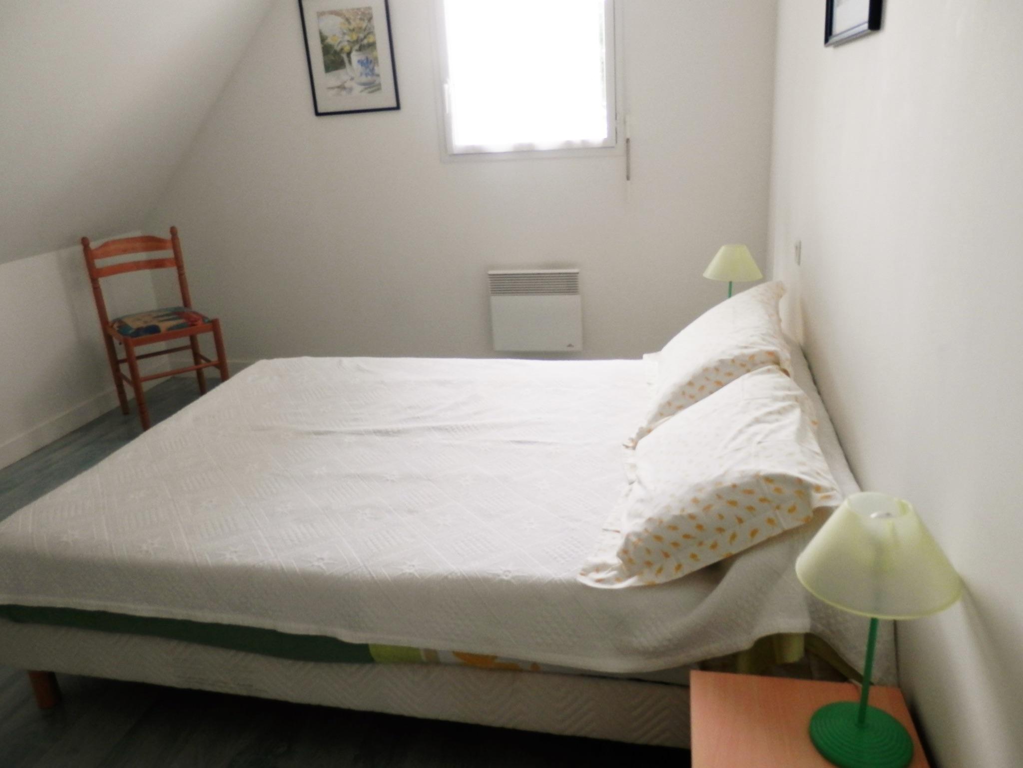 Holiday apartment Modernes wohnung in Arzon mit zwei Schlafzimmern, Terrasse und Blick auf die Stadt - für v (2201249), Arzon, Atlantic coast Morbihan, Brittany, France, picture 9