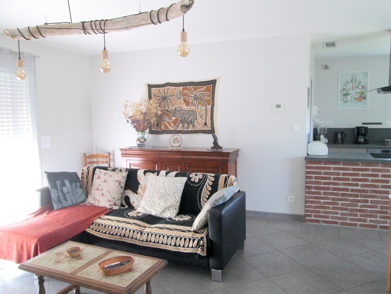 Maison de vacances Haus mit 3 Schlafzimmern in Lit-et-Mixe mit möblierter Terrasse und W-LAN - 10 km vom Stra (2213119), Lit et Mixe, Côte atlantique Landes, Aquitaine, France, image 9