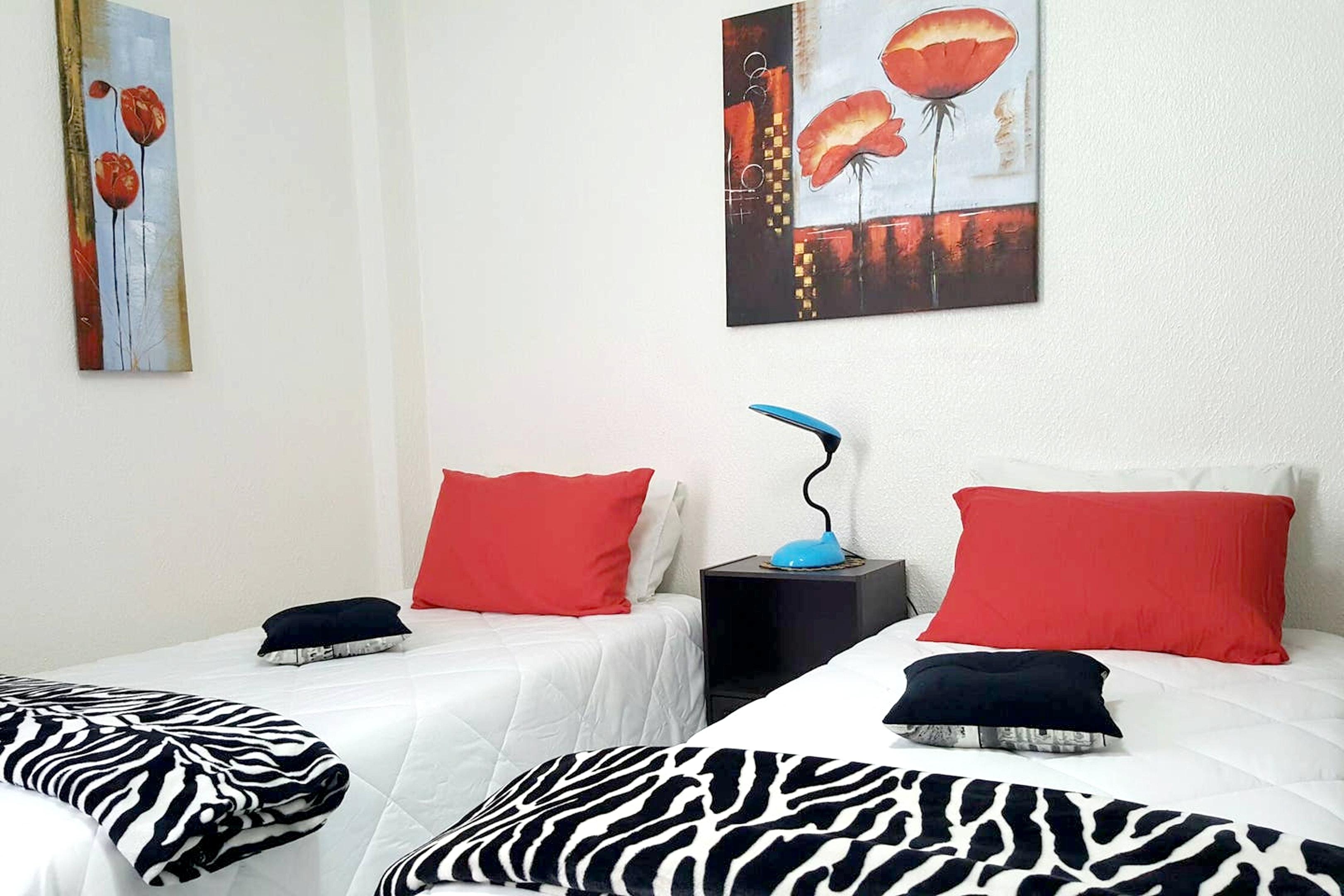 Wohnung mit 2 Schlafzimmern in Ville Nouvelle, F&e Ferienwohnung in Afrika