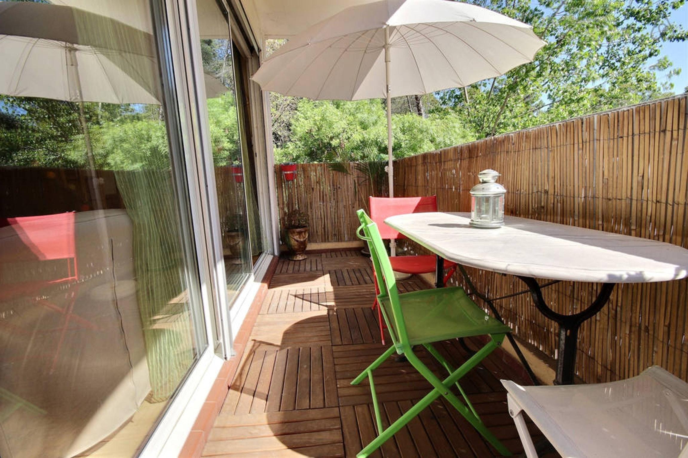 Ferienwohnung Wohnung mit 2 Zimmern in Montpellier mit möblierter Terrasse und W-LAN - 15 km vom Strand  (2351209), Montpellier, Mittelmeerküste Hérault, Languedoc-Roussillon, Frankreich, Bild 1