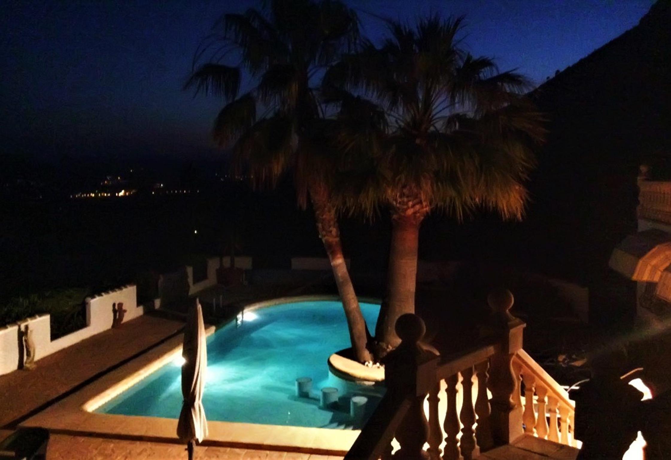 Ferienhaus Geräumige Villa mit fünf Schlafzimmer in Javea mit möblierter Terrasse, Pool und toller Au (2201168), Jávea, Costa Blanca, Valencia, Spanien, Bild 20