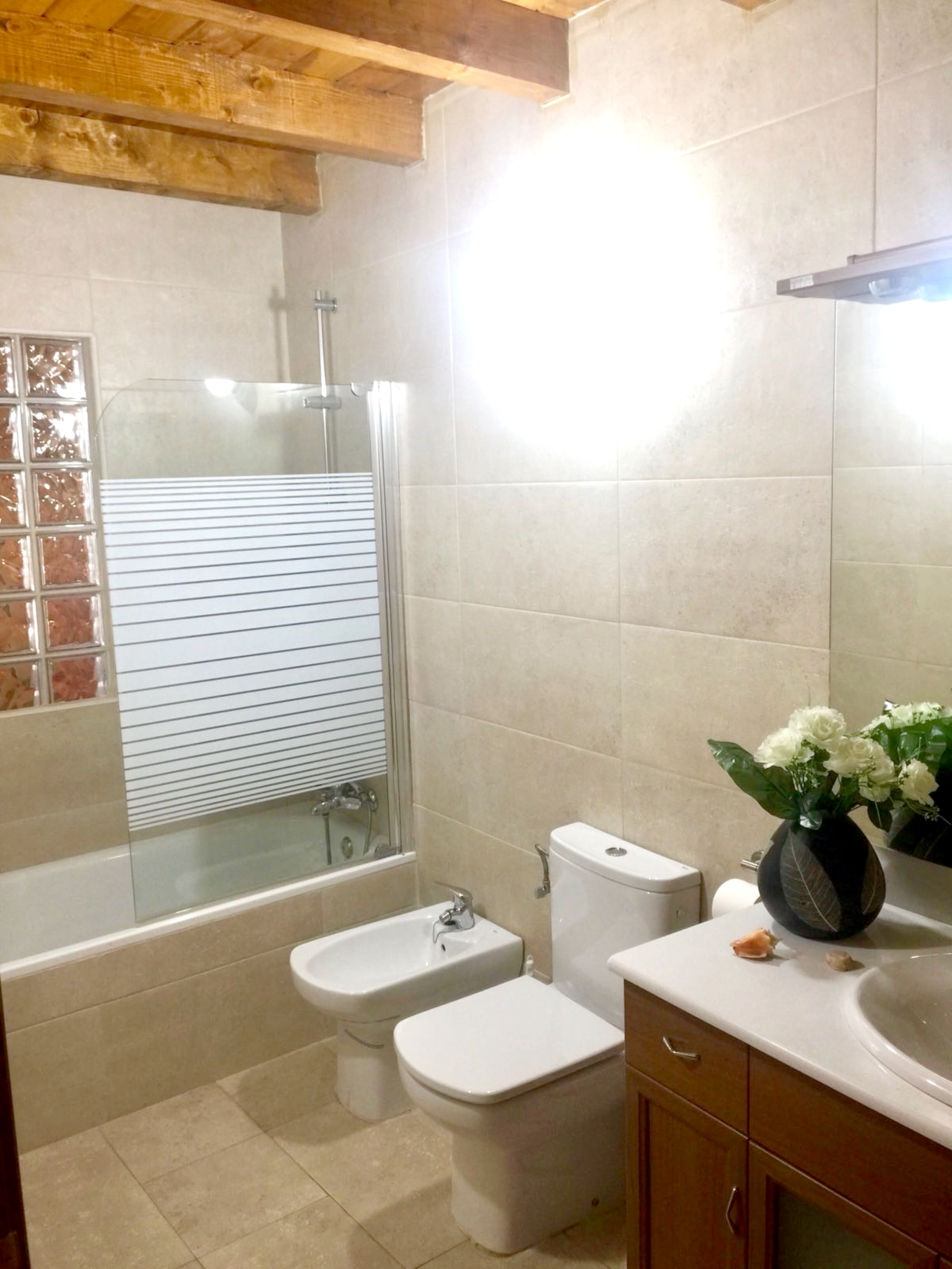 Ferienhaus Haus mit 3 Schlafzimmern in Arellano mit toller Aussicht auf die Berge und möblierter Terr (2420299), Arellano, , Navarra, Spanien, Bild 21