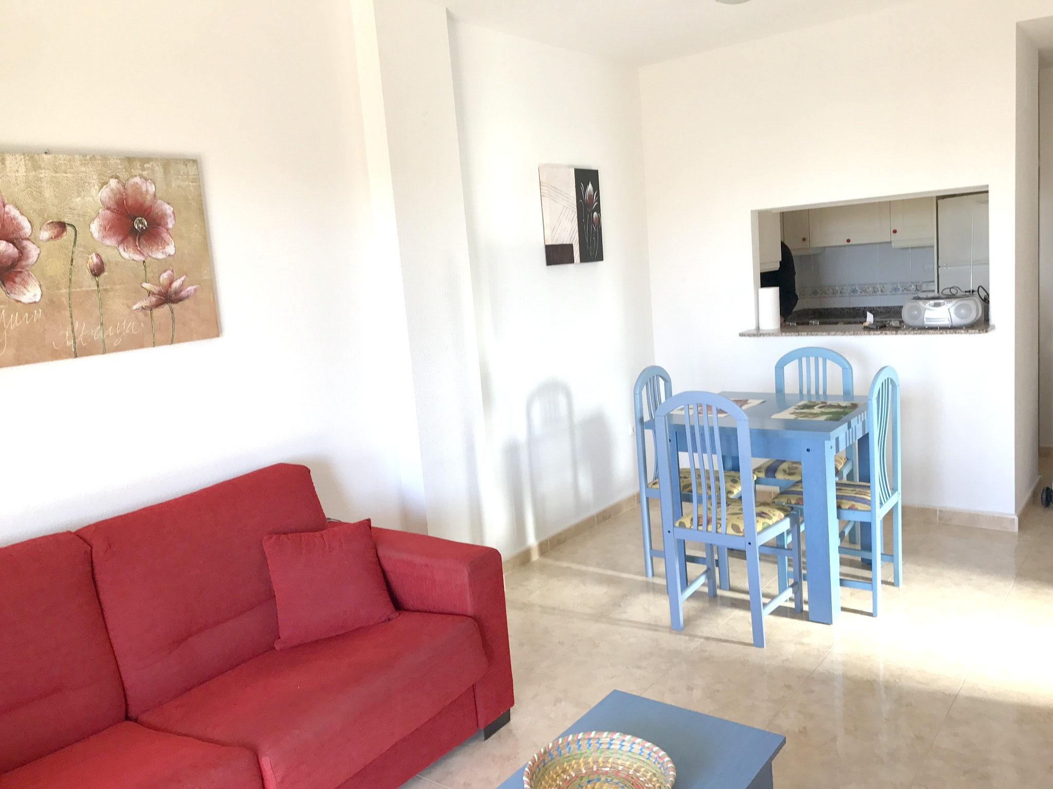 Ferienwohnung Wohnung mit 2 Schlafzimmern in Torrevieja mit Pool und möblierter Terrasse - 400 m vom Str (2342556), Torrevieja, Costa Blanca, Valencia, Spanien, Bild 5