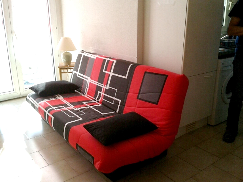 Holiday apartment Wohnung mit einem Schlafzimmer in Fréjus mit schöner Aussicht auf die Stadt, Pool und Balk (2202442), Fréjus, Côte d'Azur, Provence - Alps - Côte d'Azur, France, picture 7