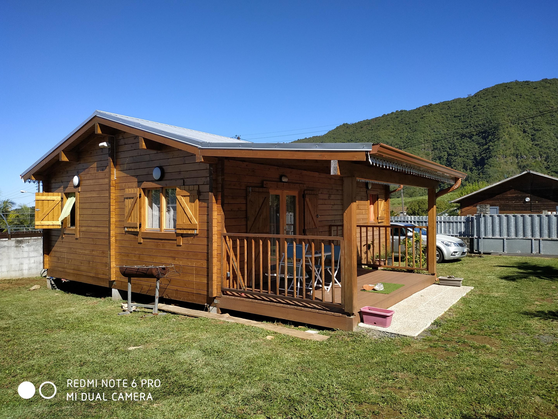 Hütte mit 2 Schlafzimmern in Les Makes mit to Ferienhaus in Reunion