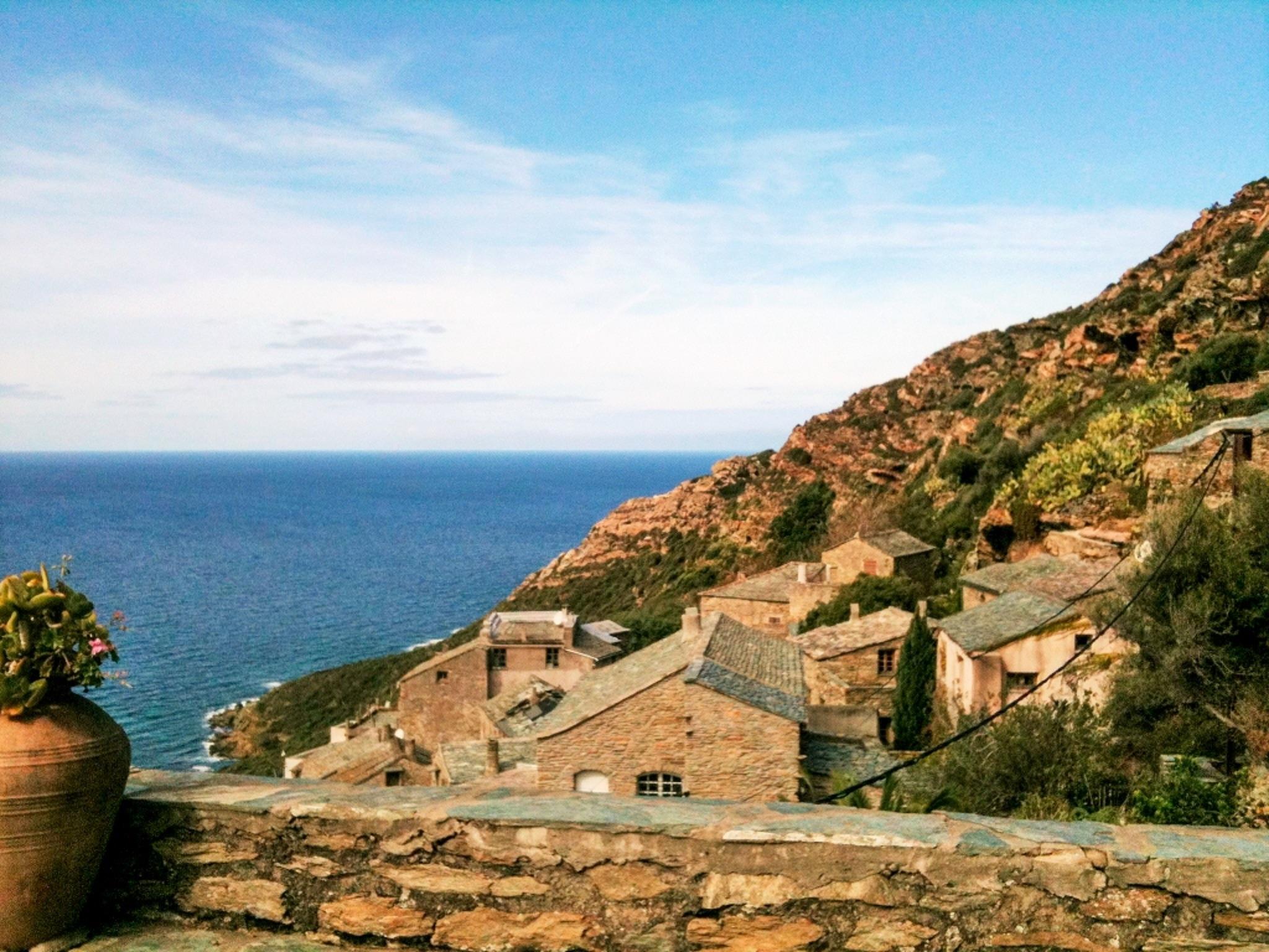 Maison de vacances Herrliches Haus mit neun Schlafzimmern und grandiosem Blick aufs Meer im hübschen Dörfchen (2202571), Centuri, Haute-Corse, Corse, France, image 6