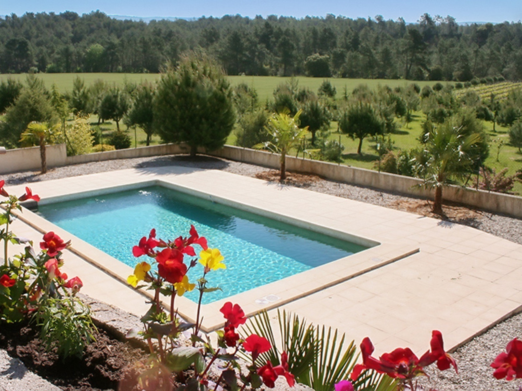 Herrliches Ferienhaus im Luberon mit privatem Garten und Pool, Vaucluse