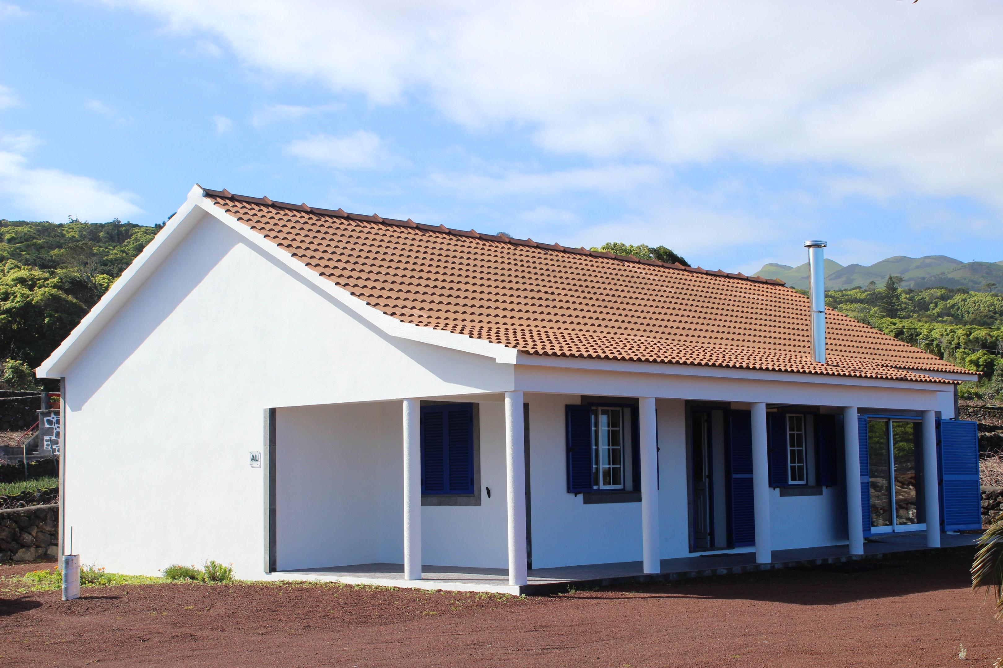 Ferienhaus Haus mit 2 Schlafzimmern in Baixa mit herrlichem Meerblick und eingezäuntem Garten (2202753), Baixa, Pico, Azoren, Portugal, Bild 5