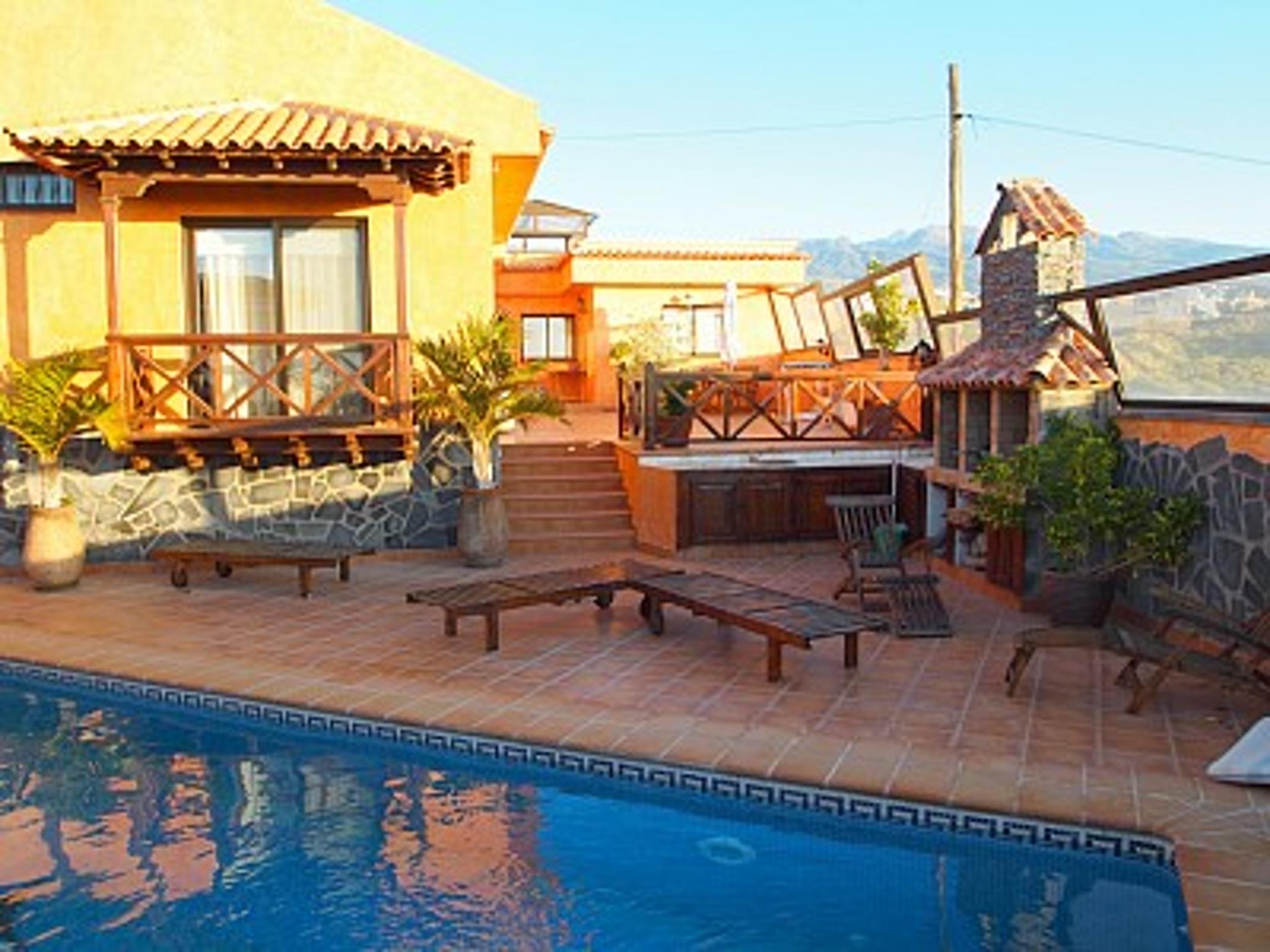 Holiday house Haus mit 5 Zimmern in Granadilla mit toller Aussicht auf die Berge, privatem Pool, eingezä (2202646), San Isidro, Tenerife, Canary Islands, Spain, picture 2