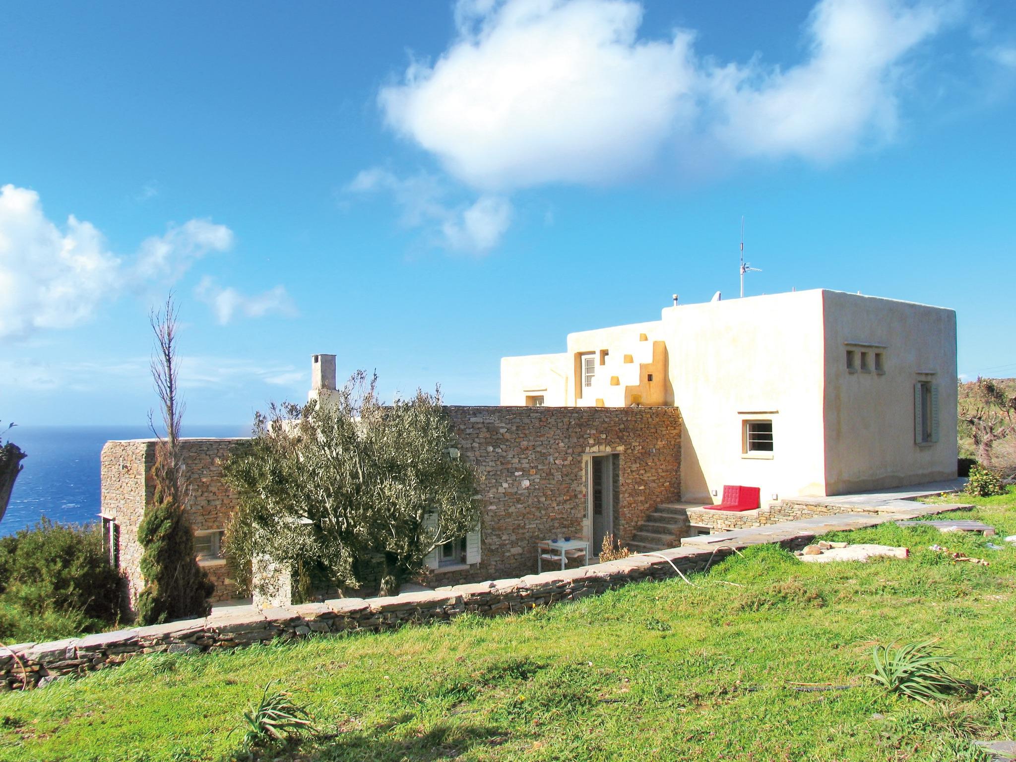Holiday house Luxuriöse Villa und Gästehaus mit WLAN, Pool und Blick auf den Sonnenuntergang im Ägäische (2202206), Siphnos, Sifnos, Cyclades, Greece, picture 25
