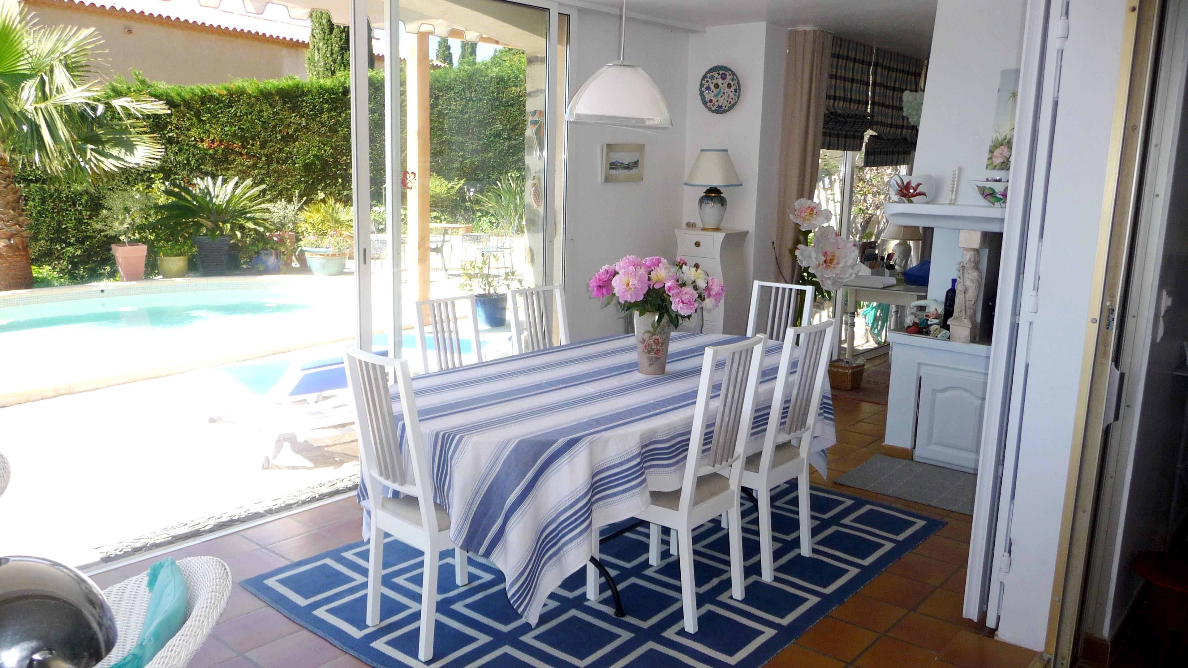 Ferienhaus Villa mit 4 Schlafzimmern in La Croix-Valmer mit herrlichem Meerblick, privatem Pool, eing (2202594), La Croix Valmer, Côte d'Azur, Provence - Alpen - Côte d'Azur, Frankreich, Bild 8