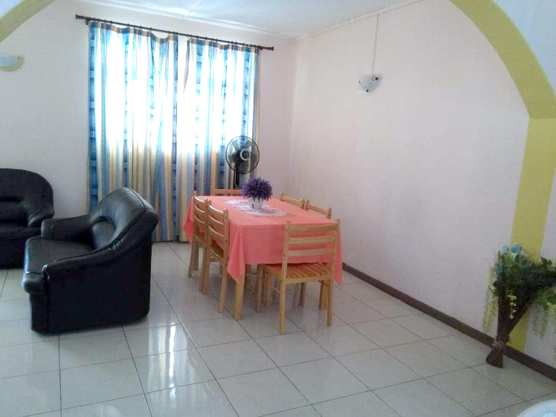 Wohnung mit 3 Schlafzimmern in Flic en Flac mit Po Ferienwohnung in Afrika