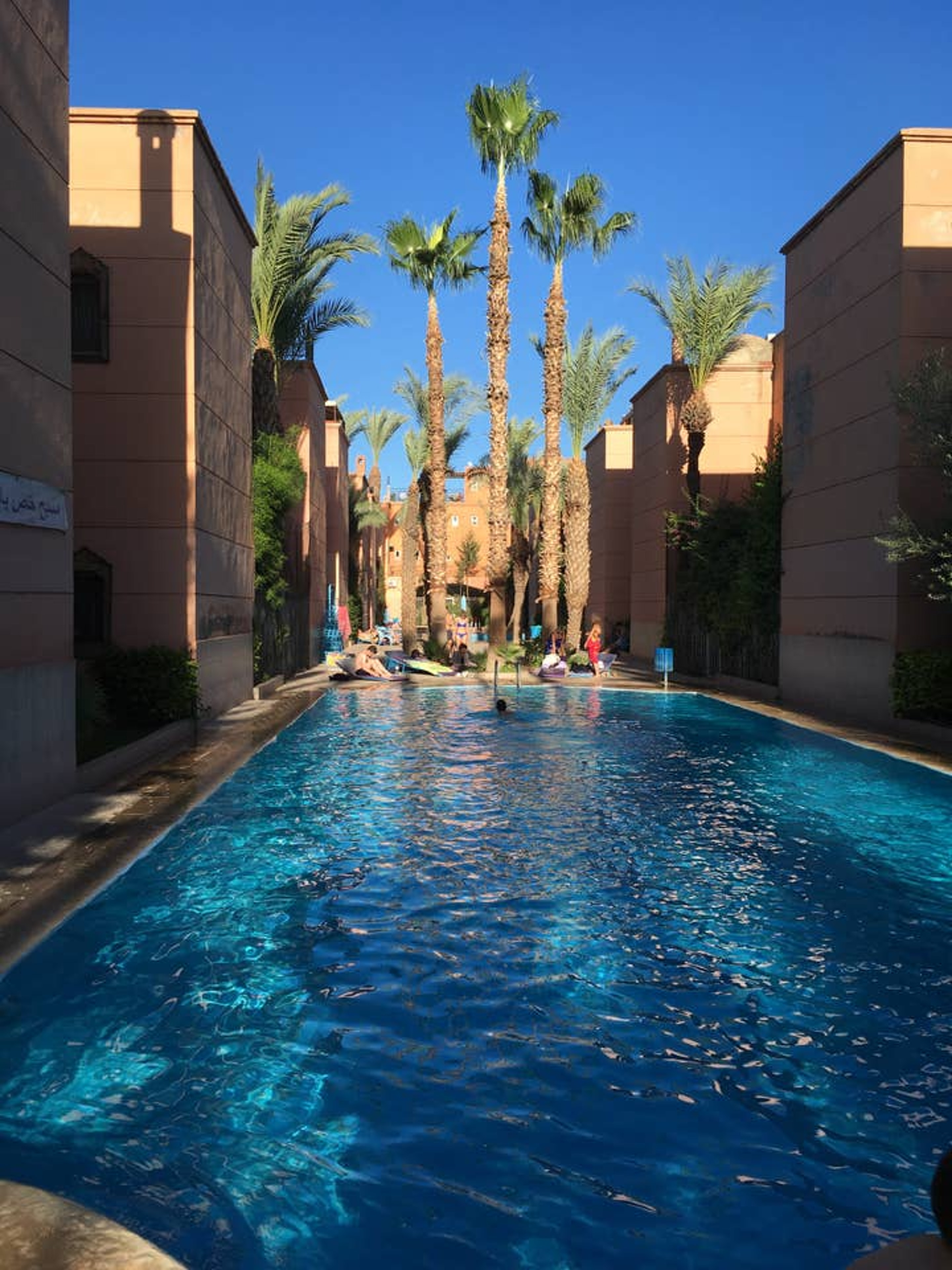 Immobilie mit 3 Schlafzimmern in Annakhil, Marrake Ferienhaus in Afrika
