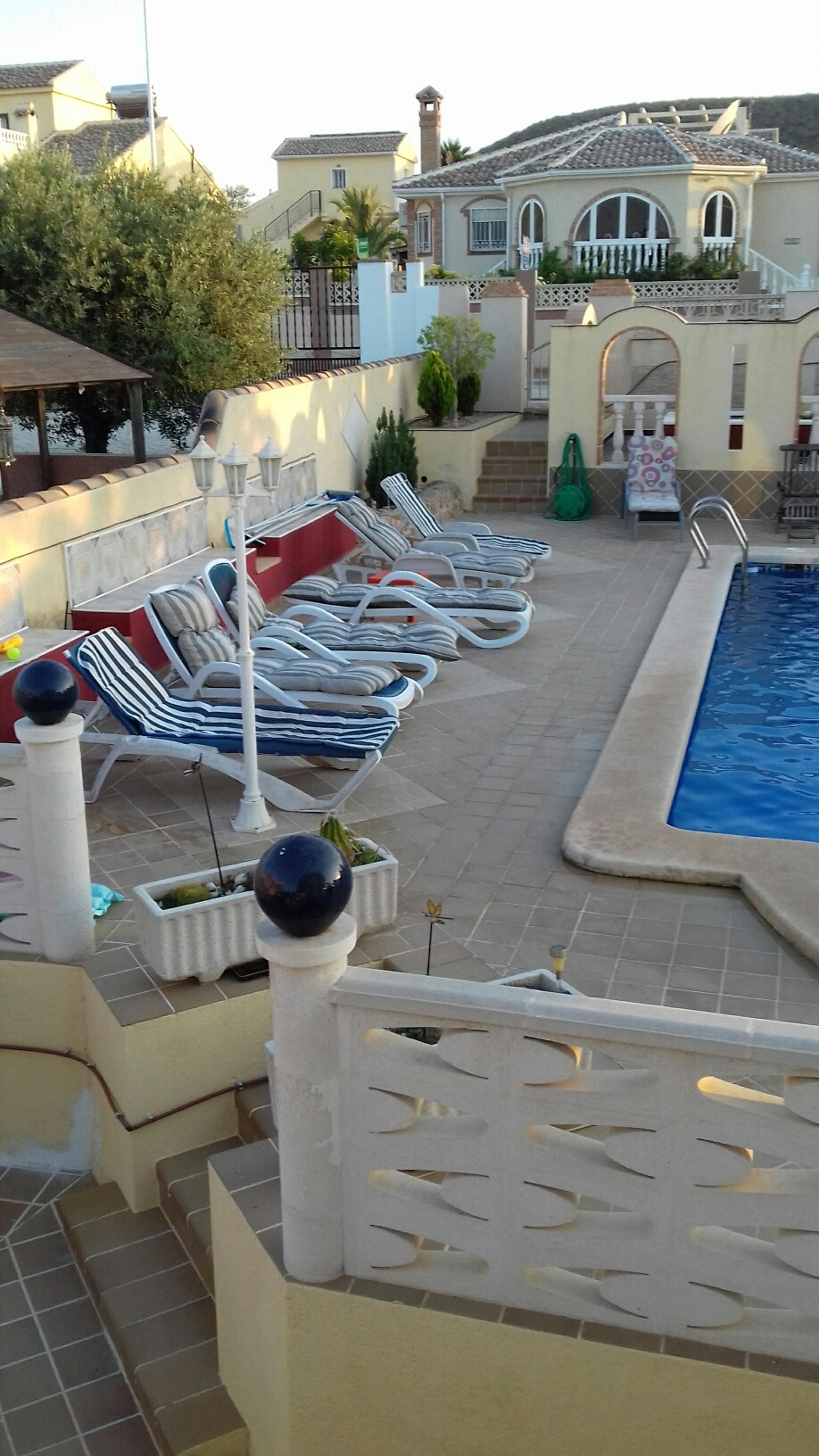 Maison de vacances Villa mit 2 Schlafzimmern in Mazarrón mit toller Aussicht auf die Berge, privatem Pool, ei (2632538), Mazarron, Costa Calida, Murcie, Espagne, image 12