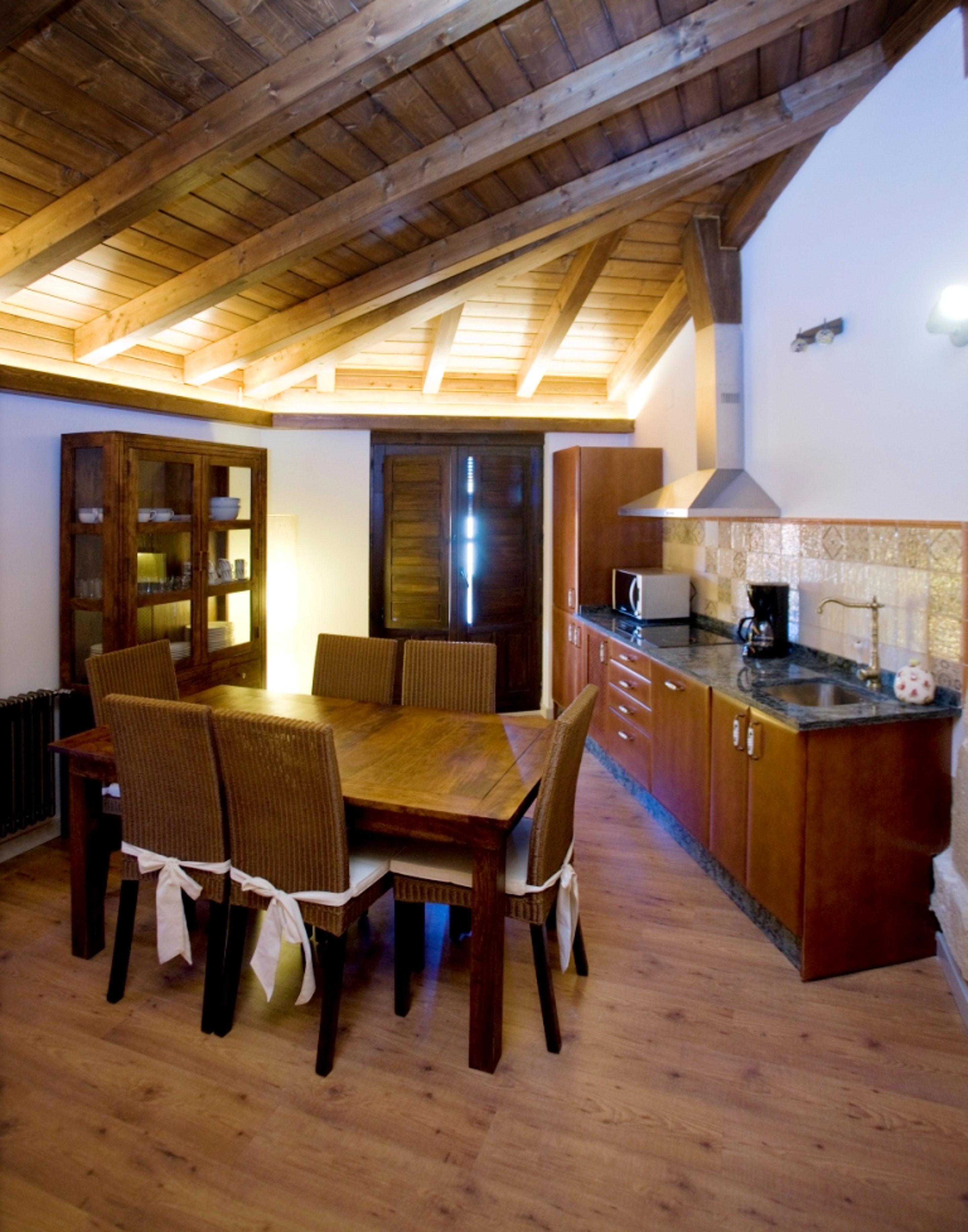 Wohnung mit 4 Schlafzimmern in Villalpando mit sch Ferienwohnung  Kastilien Leon