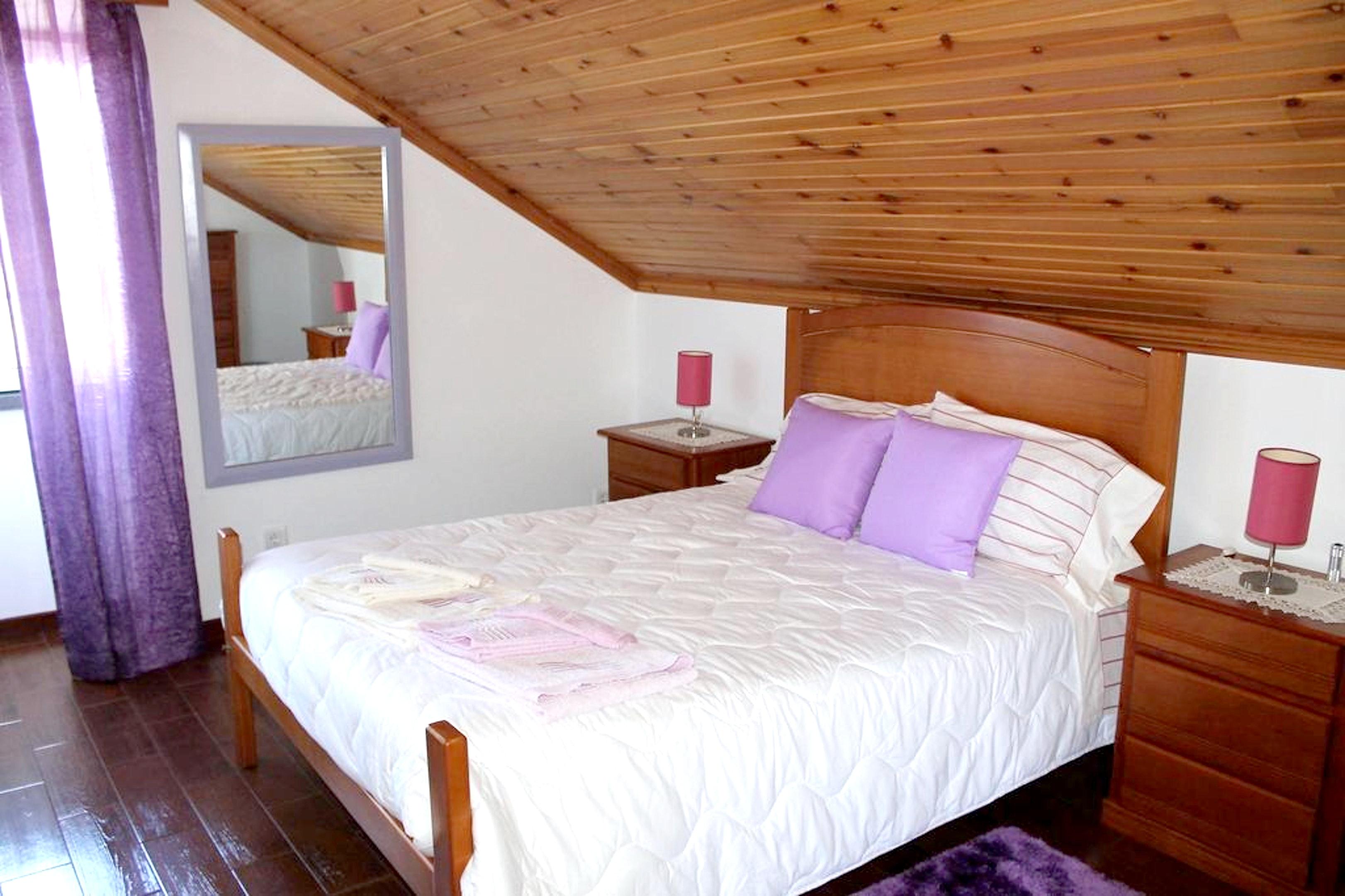 Ferienhaus Haus mit 3 Schlafzimmern in Prainha mit herrlichem Meerblick, eingezäuntem Garten und W-LA (2683894), Prainha, Pico, Azoren, Portugal, Bild 14