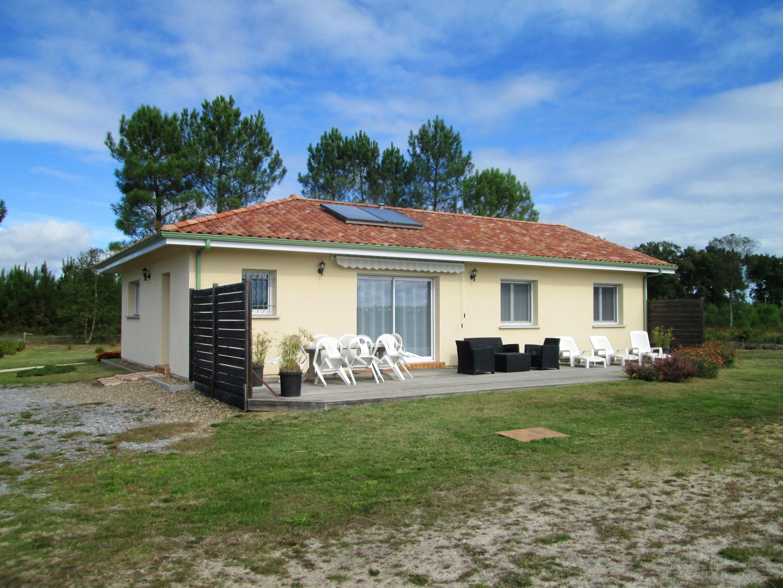 Maison de vacances Haus mit 3 Schlafzimmern in Lit-et-Mixe mit möblierter Terrasse und W-LAN - 10 km vom Stra (2213119), Lit et Mixe, Côte atlantique Landes, Aquitaine, France, image 6