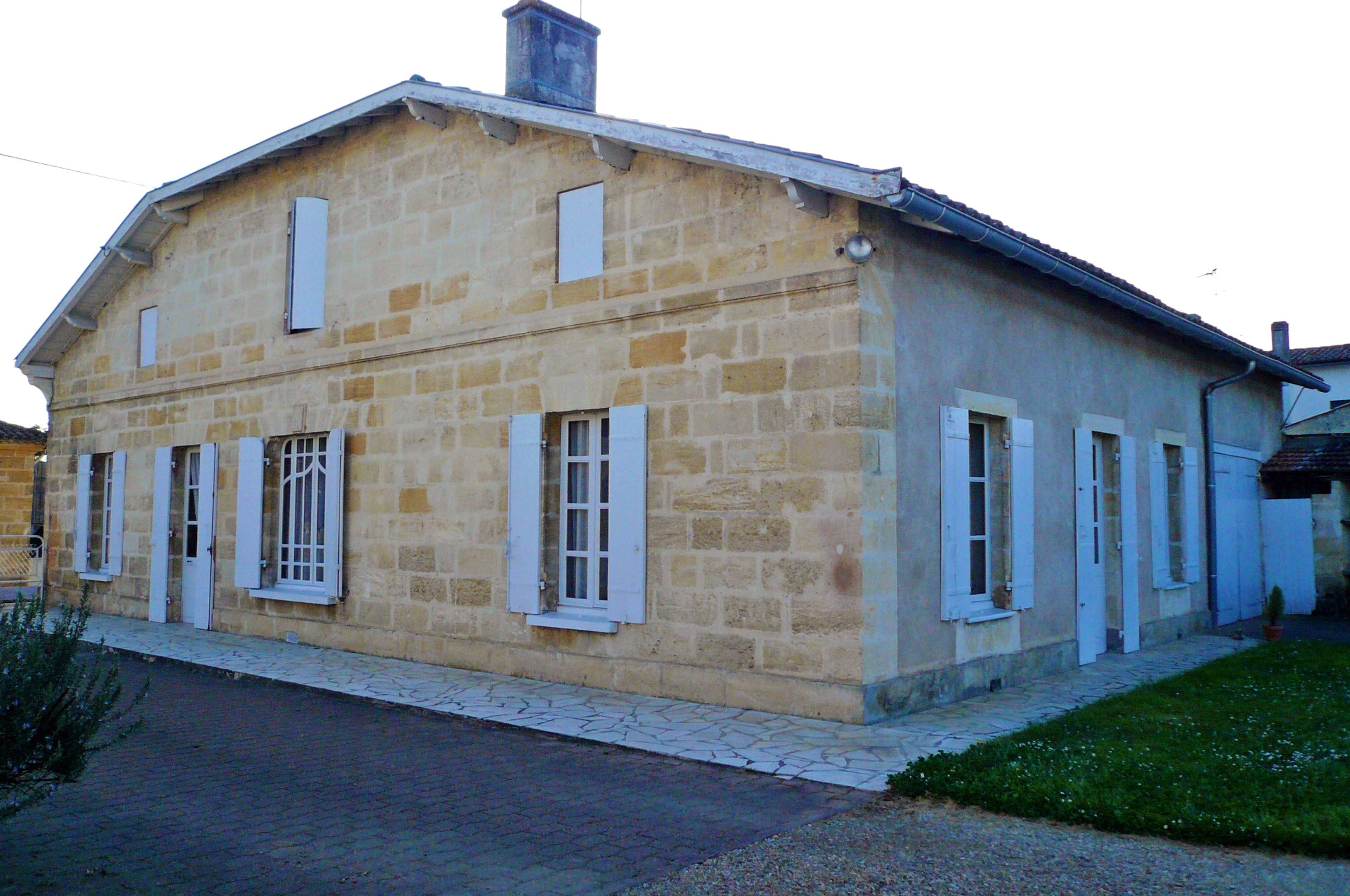 Maison de vacances Haus mit 4 Schlafzimmern in Castillon-la-Bataille mit eingezäuntem Garten und W-LAN - 85 k (2271453), Castillon la Bataille, Gironde, Aquitaine, France, image 2