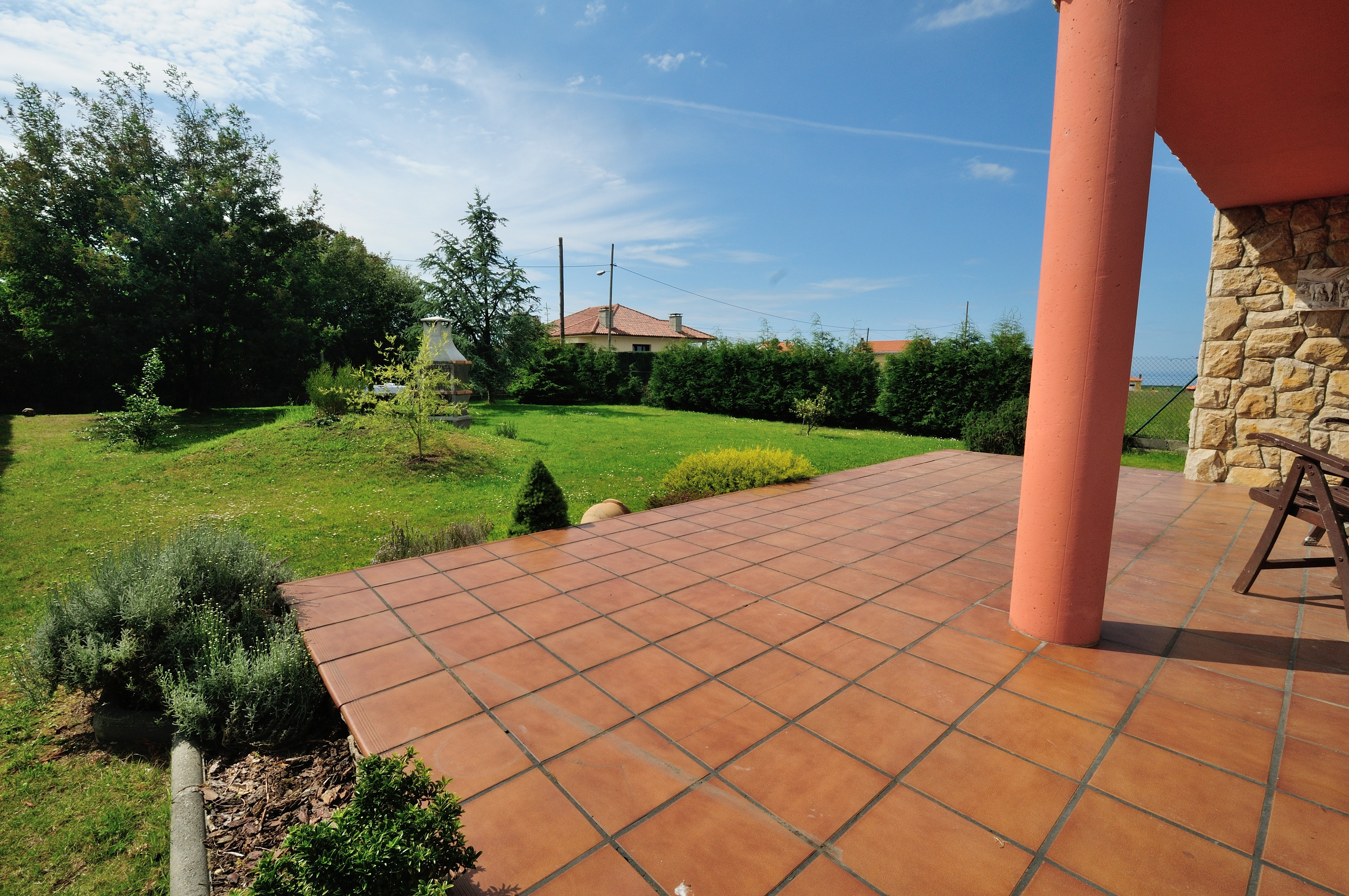 Ferienhaus Haus mit 3 Schlafzimmern in Albuerne mit eingezäuntem Garten - 6 km vom Strand entfernt (2208400), Albuerne, Costa Verde (ES), Asturien, Spanien, Bild 10