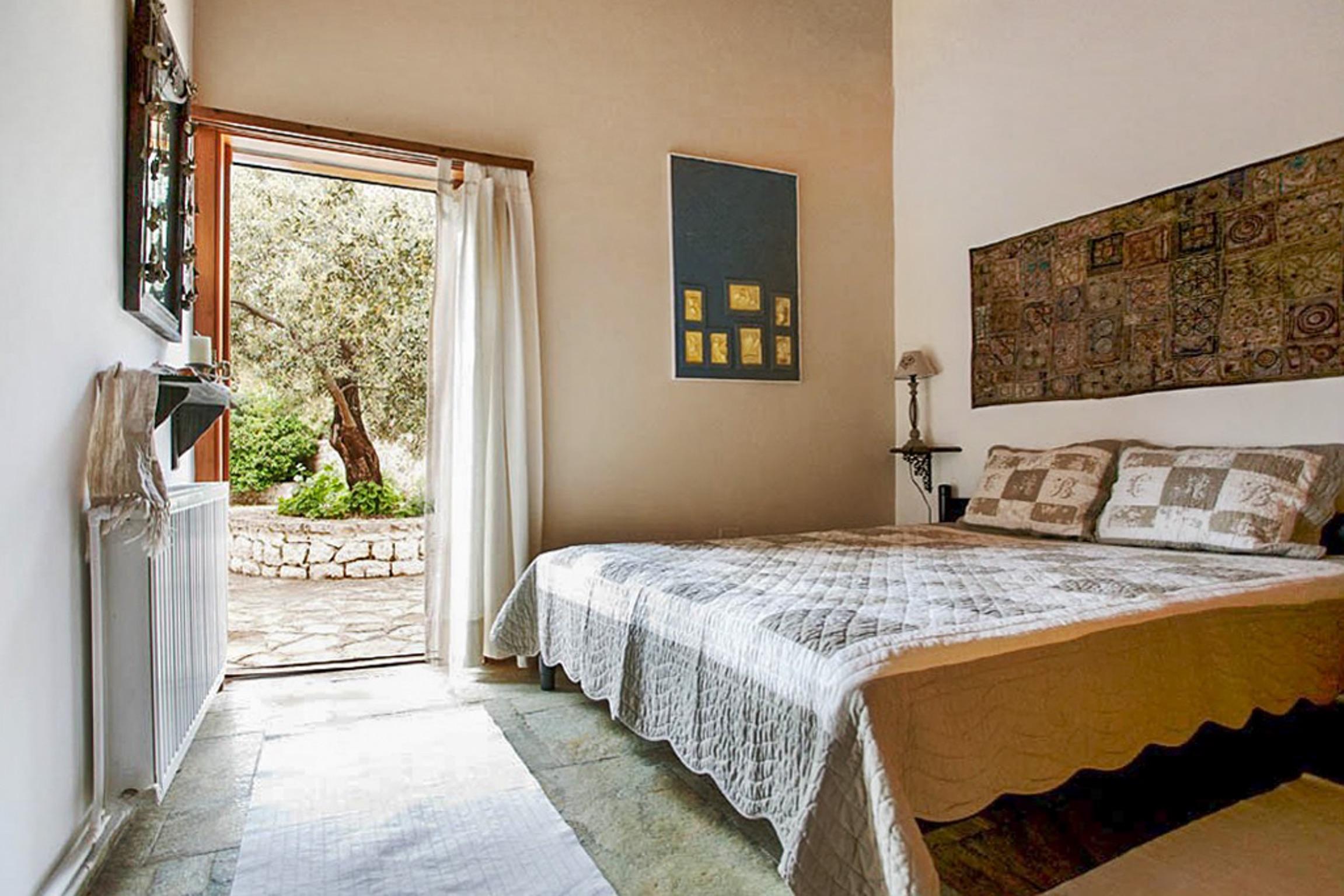 Ferienhaus Villa mit 6 Zimmern in Xiropigado mit herrlichem Meerblick, eingezäuntem Garten und W-LAN  (2201333), Xiropigado, , Peloponnes, Griechenland, Bild 24