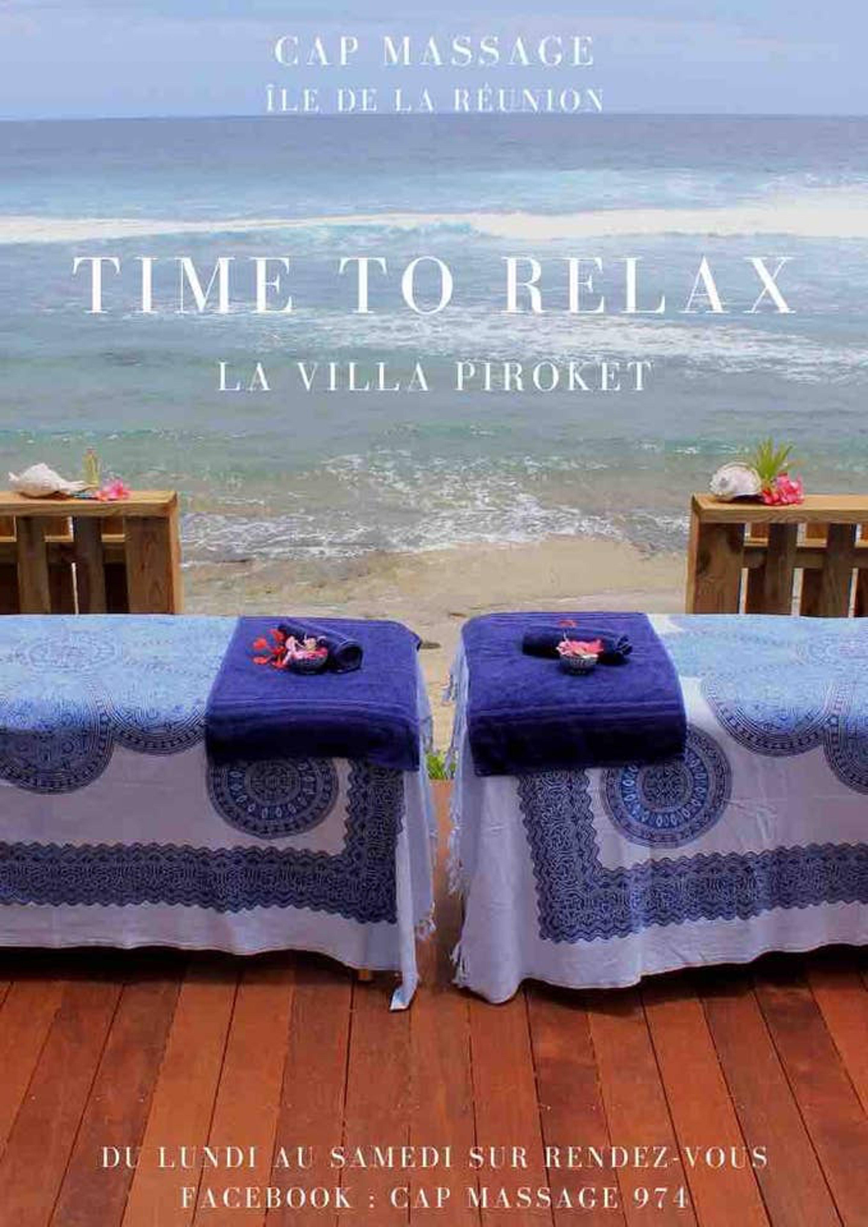 Villa mit 3 Schlafzimmern in Saint-Gilles les Bain Villa in Afrika