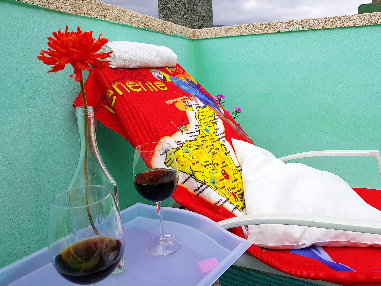 Appartement de vacances Wohnung mit einem Schlafzimmer in Candelaria mit toller Aussicht auf die Berge, Pool, möbl (2208287), El Socorro, Ténérife, Iles Canaries, Espagne, image 10