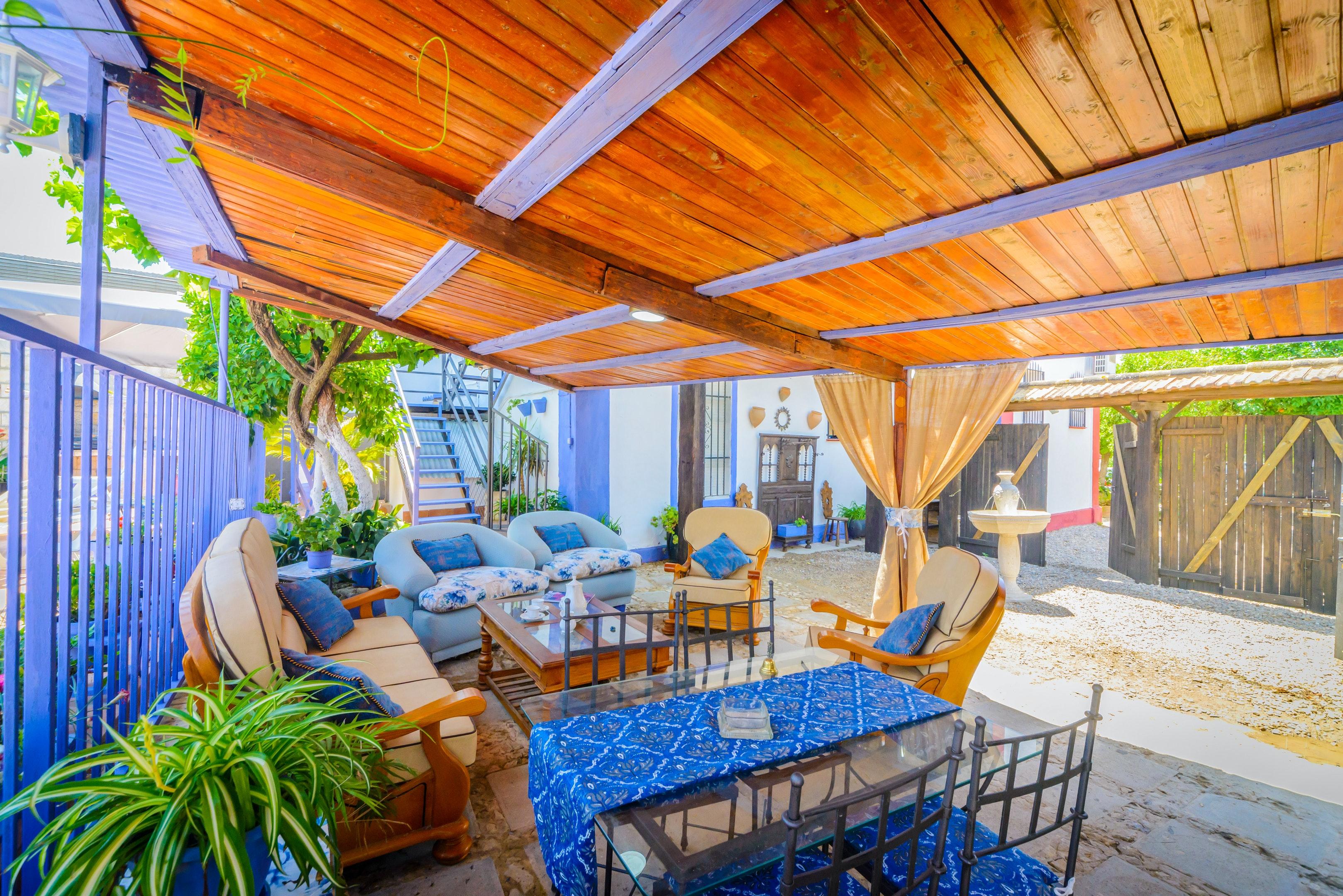 Ferienhaus Villa mit 3 Schlafzimmern in Peñaflor mit privatem Pool, eingezäuntem Garten und W-LAN (2208249), Peñaflor, Sevilla, Andalusien, Spanien, Bild 6