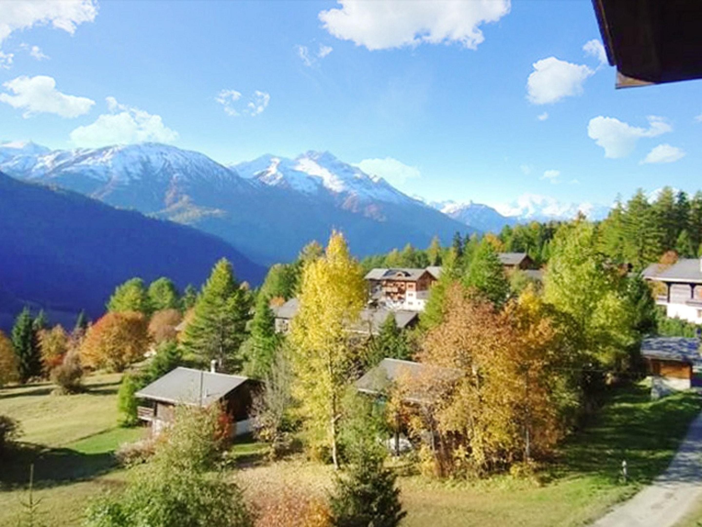 Maison de vacances Hütte mit 3 Schlafzimmern in Bellwald mit toller Aussicht auf die Berge, Balkon und W-LAN (2201041), Bellwald, Aletsch - Conches, Valais, Suisse, image 14