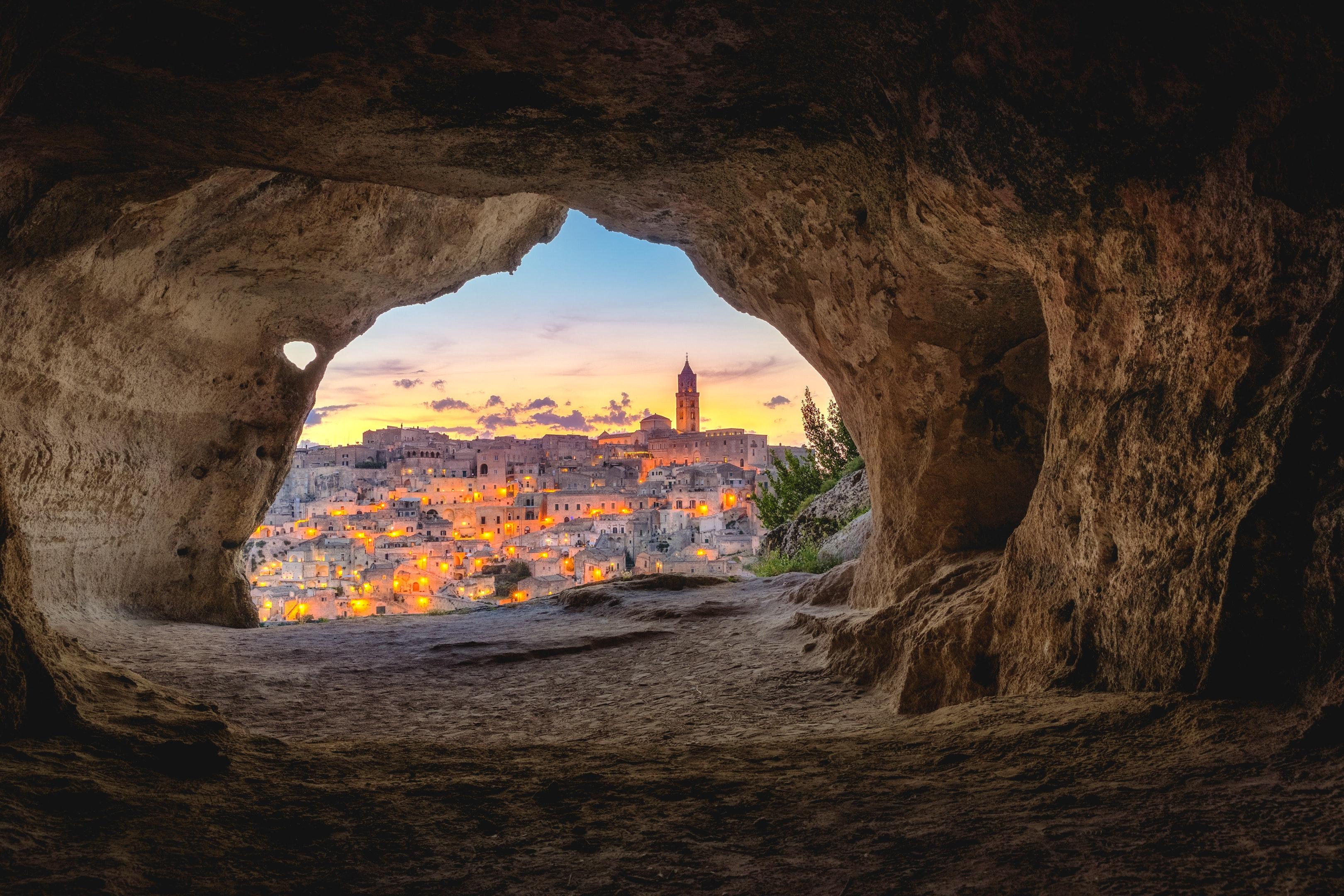 Ferienwohnung Studio in Matera mit möblierter Terrasse und W-LAN - 40 km vom Strand entfernt (2545729), Matera, Matera, Basilikata, Italien, Bild 15