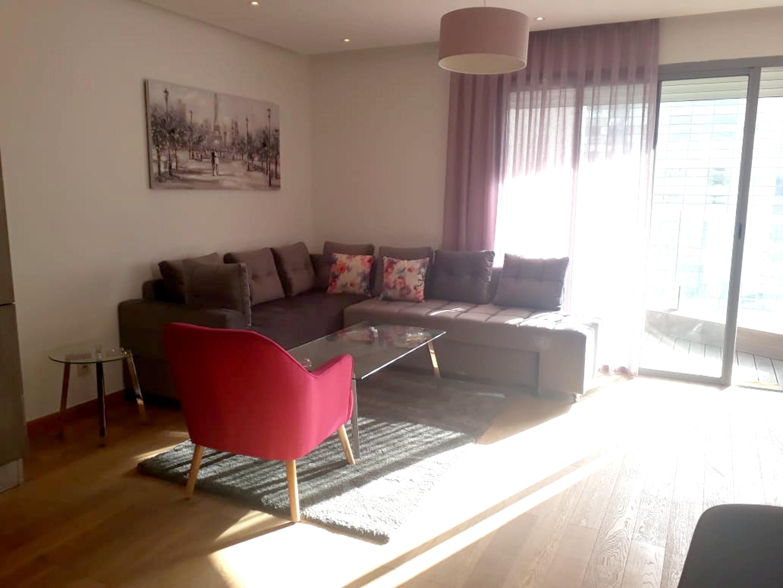 Wohnung mit einem Schlafzimmer in Casablanca mit h Ferienwohnung in Afrika