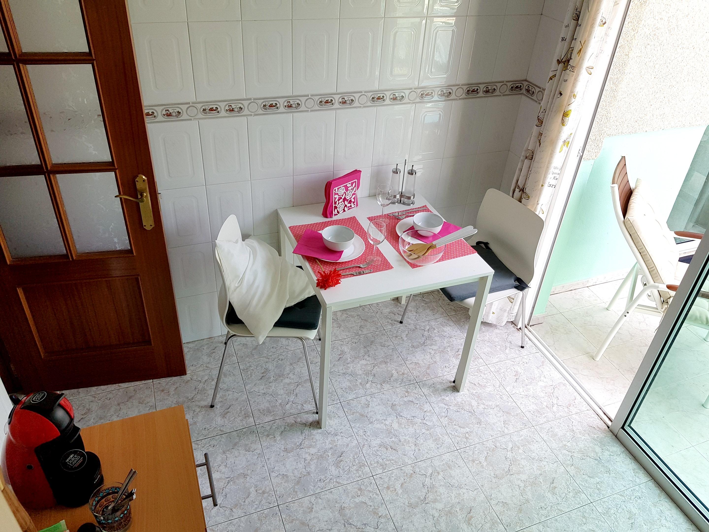 Appartement de vacances Wohnung mit einem Schlafzimmer in Candelaria mit toller Aussicht auf die Berge, Pool, möbl (2208287), El Socorro, Ténérife, Iles Canaries, Espagne, image 9