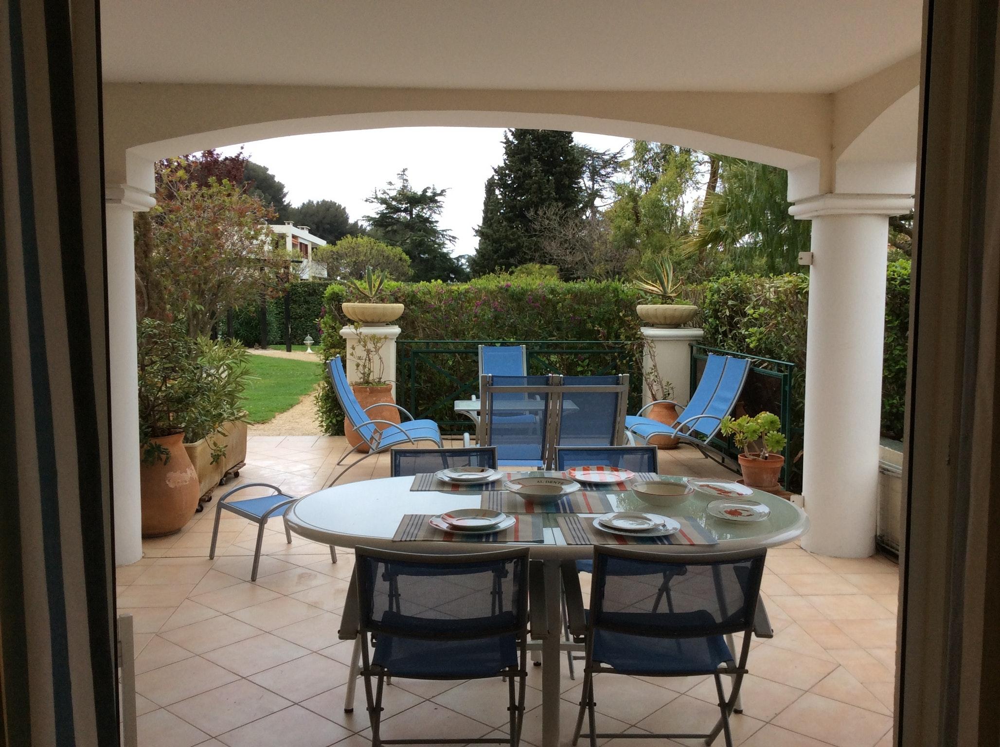 Appartement de vacances Wohnung mit einem Schlafzimmer in Carqueiranne mit Pool, eingezäuntem Garten und W-LAN - 7 (2231381), Carqueiranne, Côte d'Azur, Provence - Alpes - Côte d'Azur, France, image 6