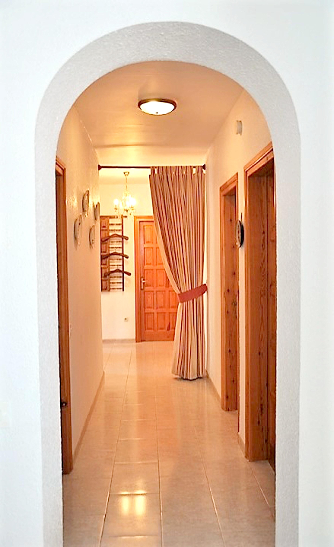 Ferienhaus Villa mit 3 Schlafzimmern in Ampolla mit herrlichem Meerblick, privatem Pool, möbliertem G (2201036), L'Ampolla, Costa Dorada, Katalonien, Spanien, Bild 8