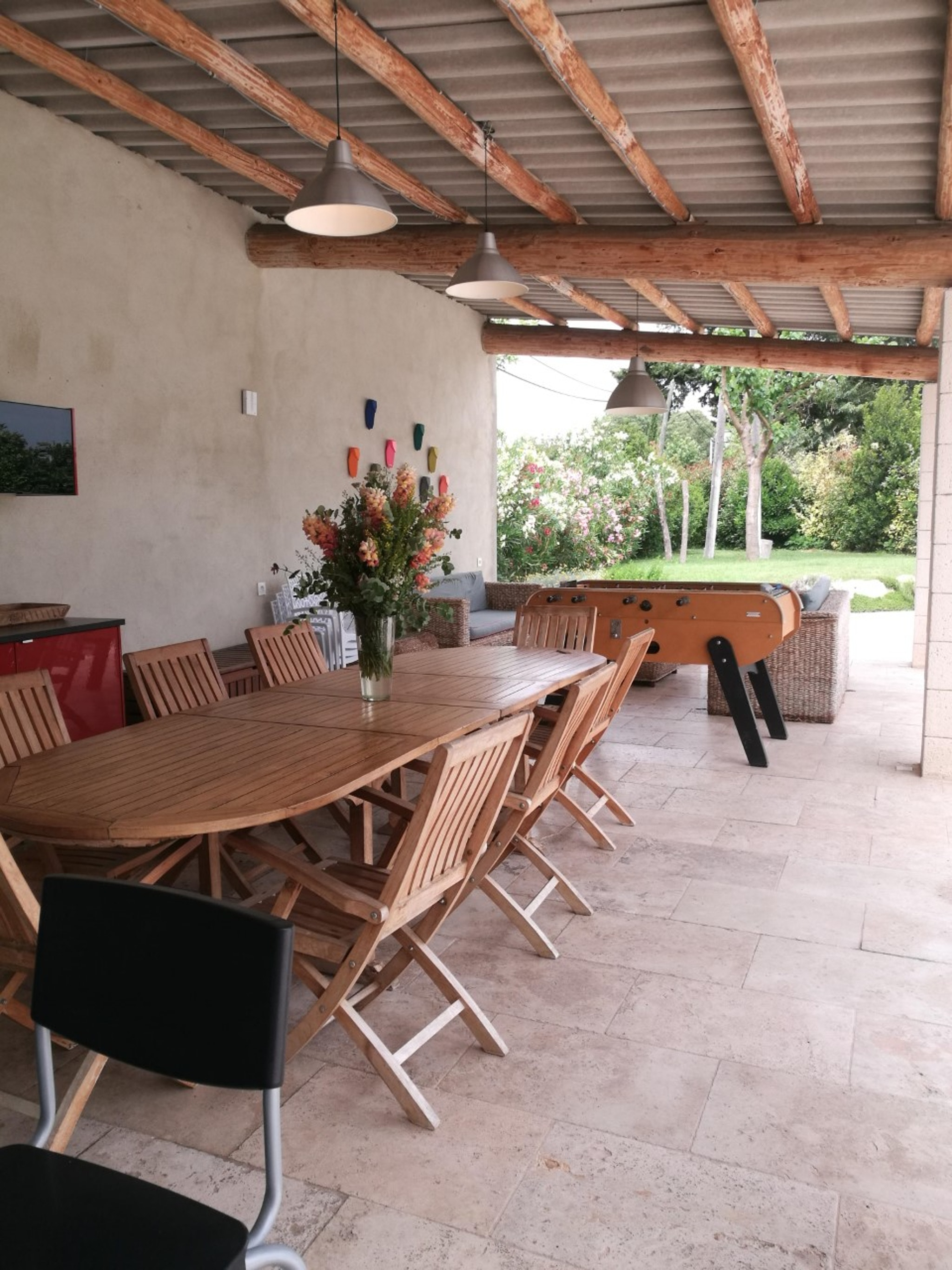 Ferienhaus Haus mit 6 Schlafzimmern in Pernes-les-Fontaines mit privatem Pool, möbliertem Garten und  (2377414), Pernes les Fontaines, Saône-et-Loire, Burgund, Frankreich, Bild 42