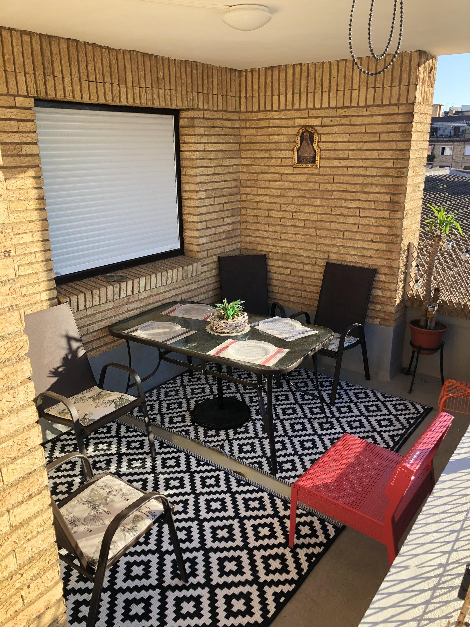 Ferienwohnung Wohnung mit 2 Schlafzimmern in Tudela mit schöner Aussicht auf die Stadt, möblierter Terra (2708241), Tudela, , Navarra, Spanien, Bild 43