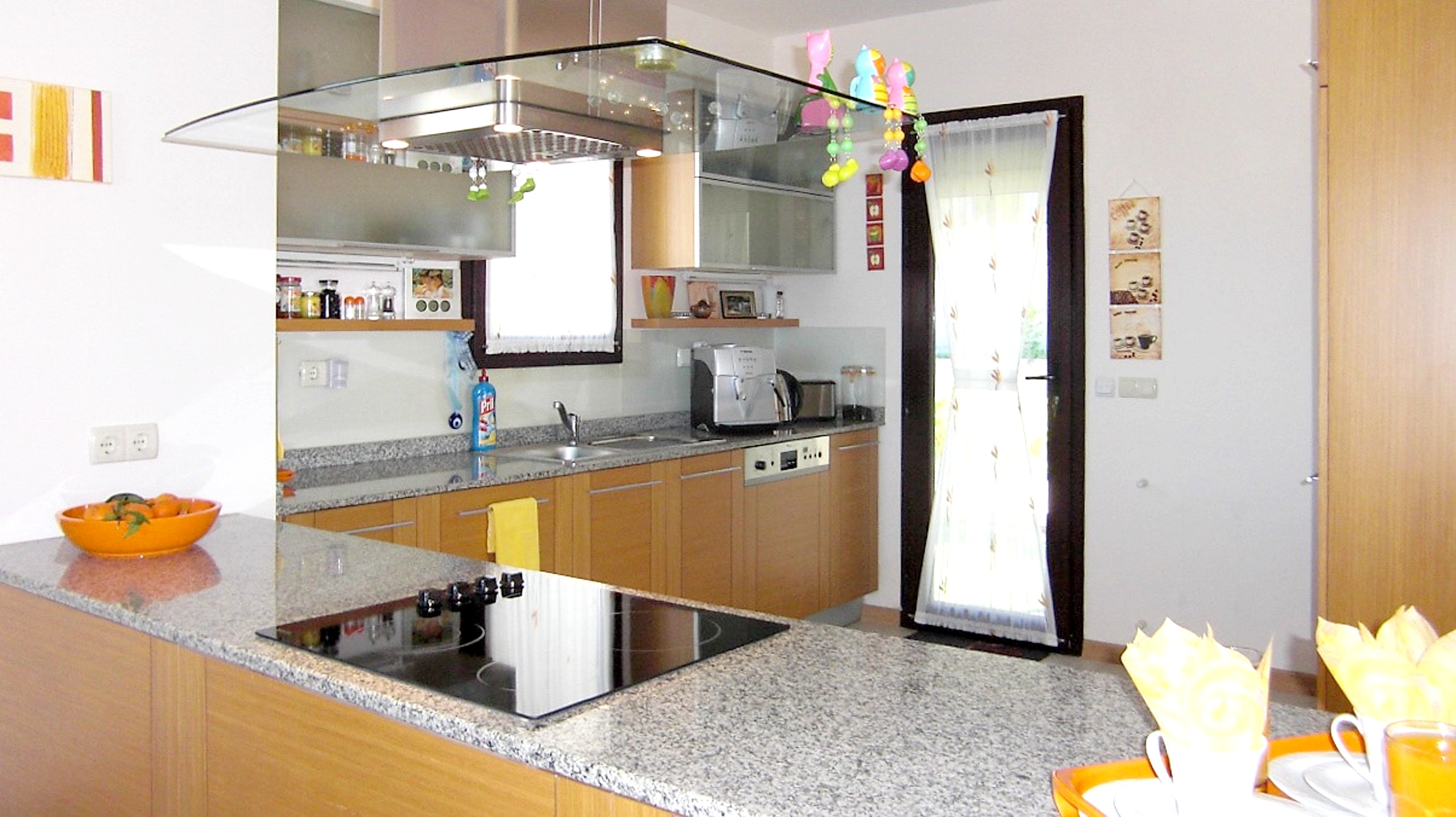 Maison de vacances Moderne türkische Villa mit zwei Pools, herrlicher Aussicht, WLAN und Zugang zu einem Priv (2202326), Turgutreis, , Région Egéenne, Turquie, image 15