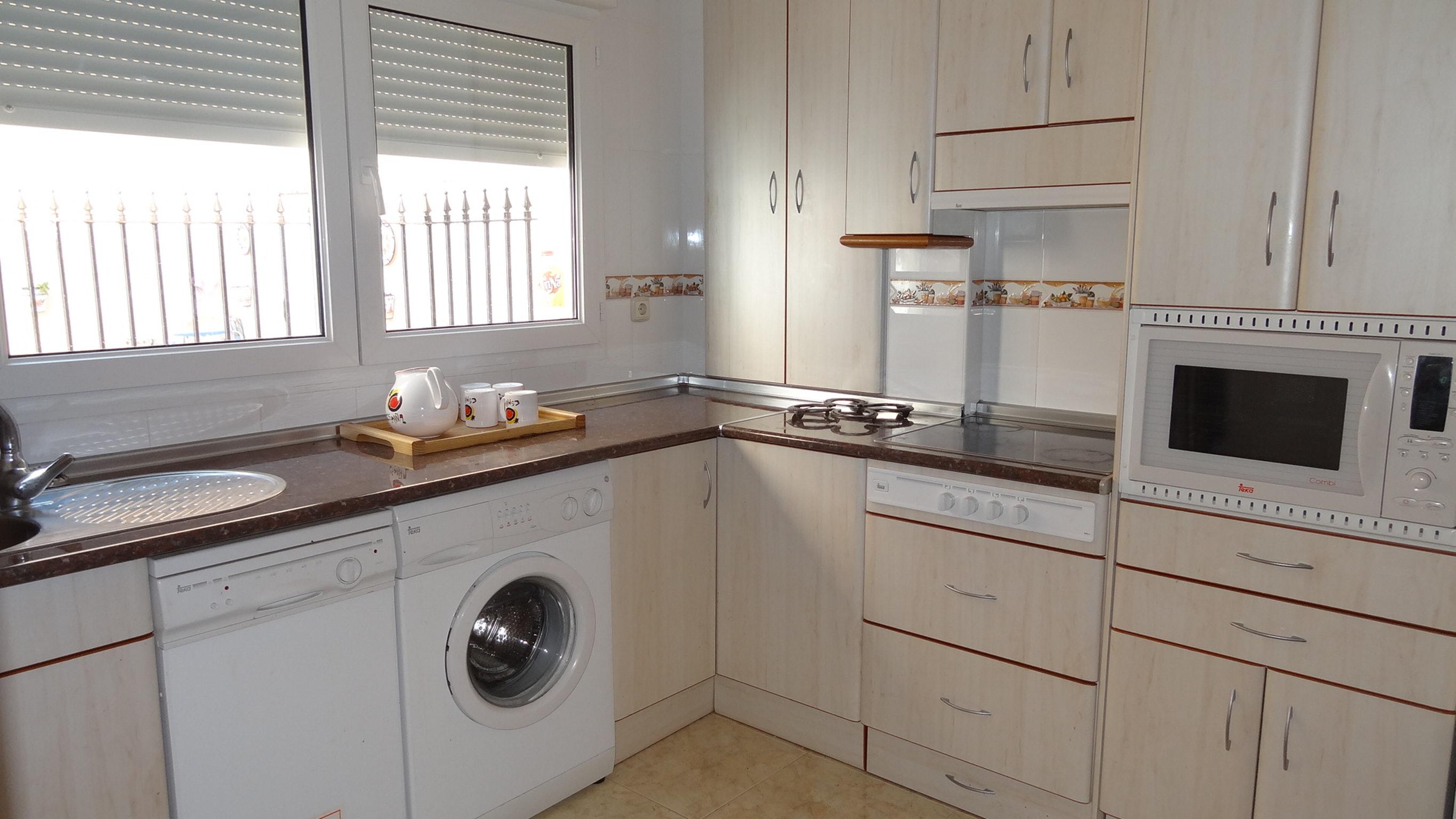 Ferienwohnung Wohnung mit 4 Schlafzimmern in Aldea Real mit Terrasse (2202151), Aldea Real, Segovia, Kastilien-León, Spanien, Bild 3