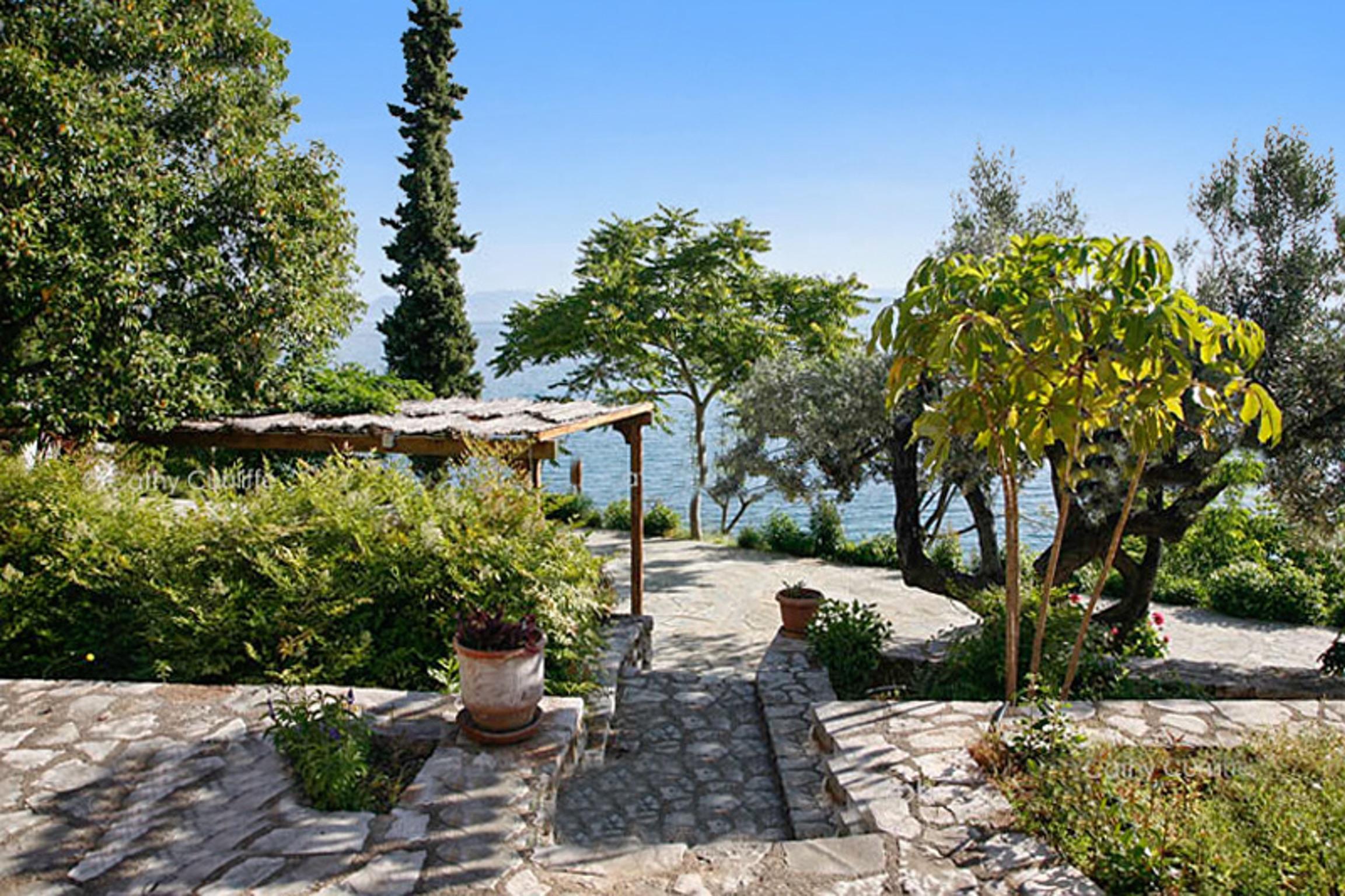 Ferienhaus Villa mit 6 Zimmern in Xiropigado mit herrlichem Meerblick, eingezäuntem Garten und W-LAN  (2201333), Xiropigado, , Peloponnes, Griechenland, Bild 7