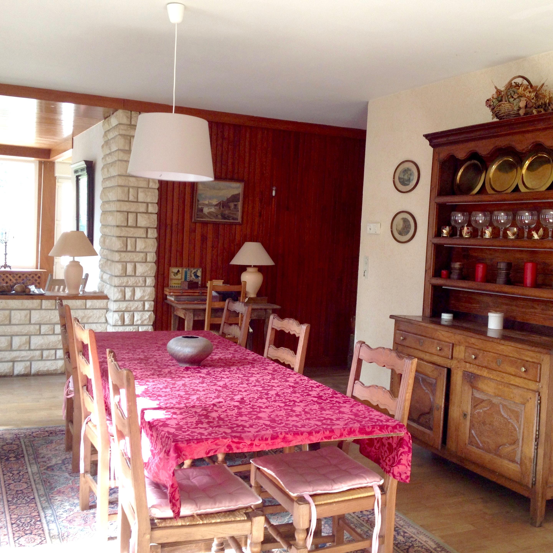 Ferienhaus Haus mit 6 Schlafzimmern in Carrouges mit eingezäuntem Garten und W-LAN - 95 km vom Strand (2572591), Carrouges, Orne, Normandie, Frankreich, Bild 3