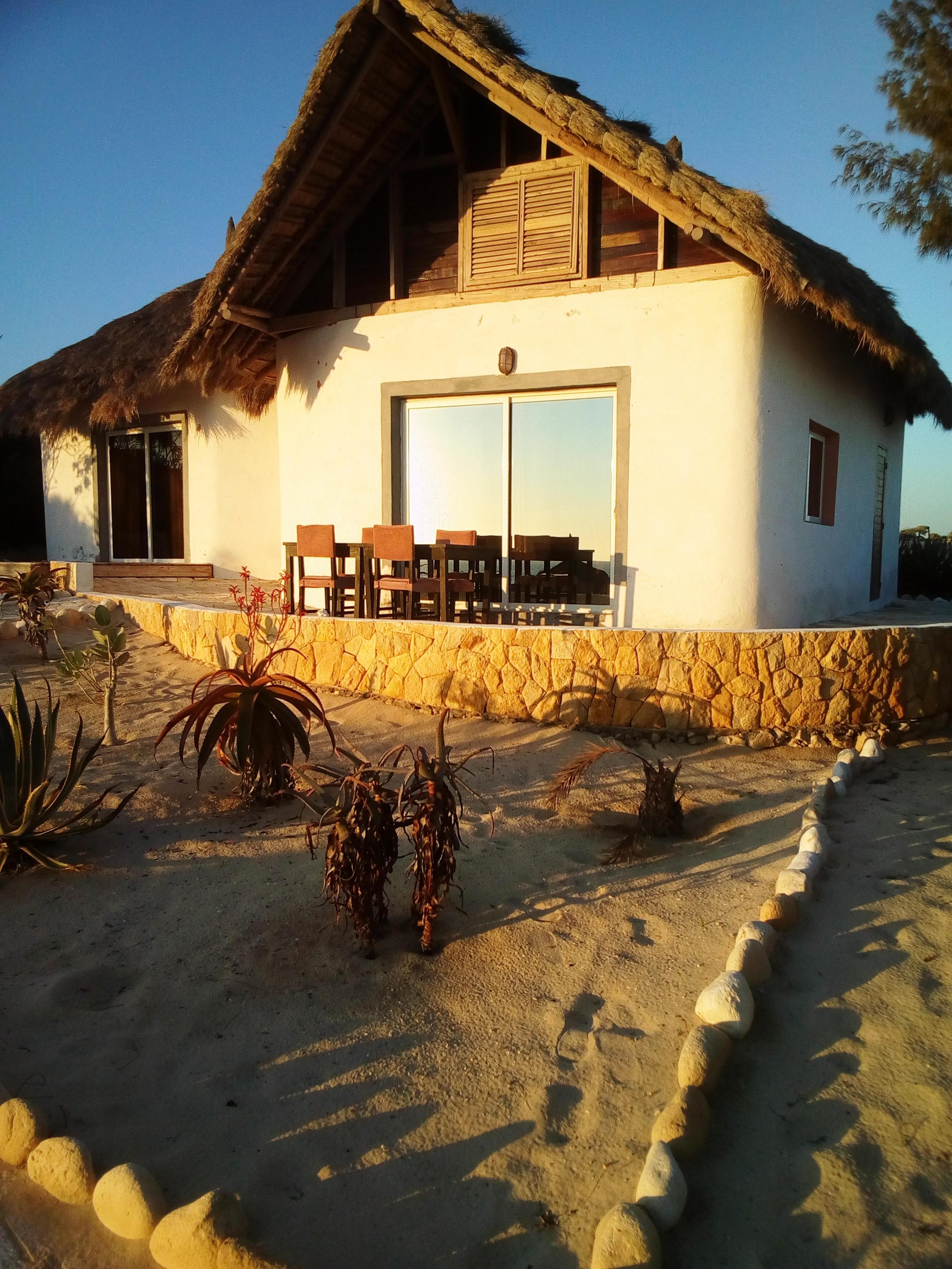 Haus mit einem Schlafzimmer in Anakao mit möbliertem Garten und W-LAN - 10 m vom Strand entfernt
