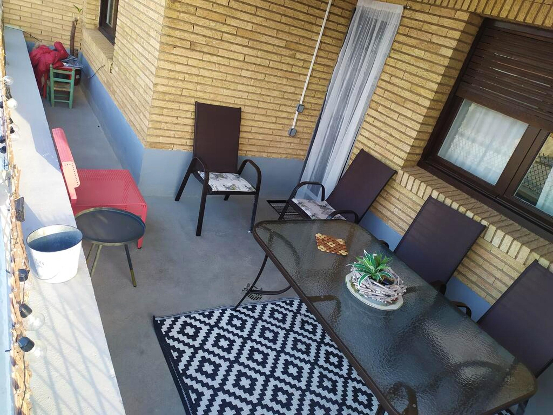 Ferienwohnung Wohnung mit 2 Schlafzimmern in Tudela mit schöner Aussicht auf die Stadt, möblierter Terra (2708241), Tudela, , Navarra, Spanien, Bild 23