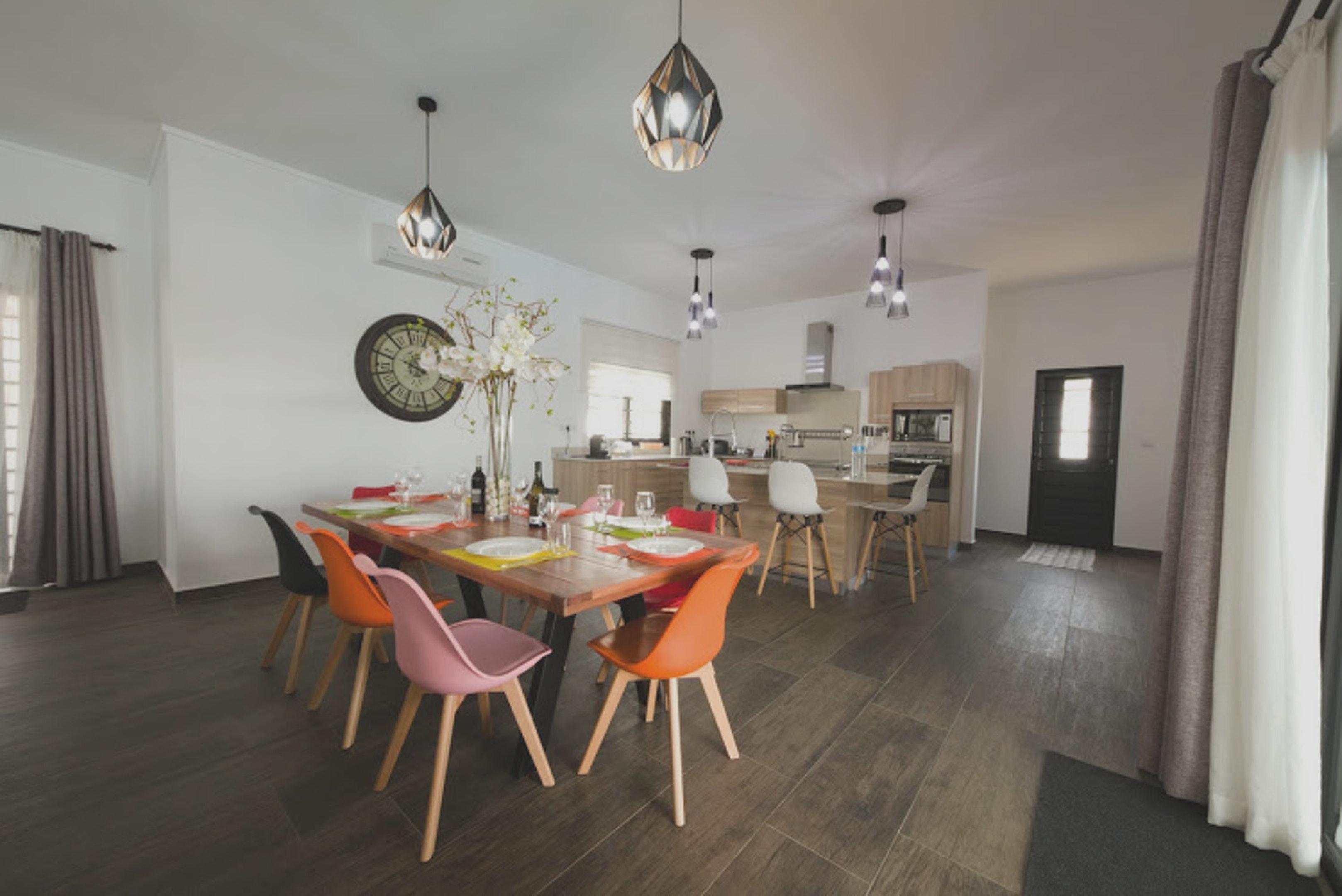 Villa mit 4 Schlafzimmern in Pointe aux Sables, Po Villa in Afrika