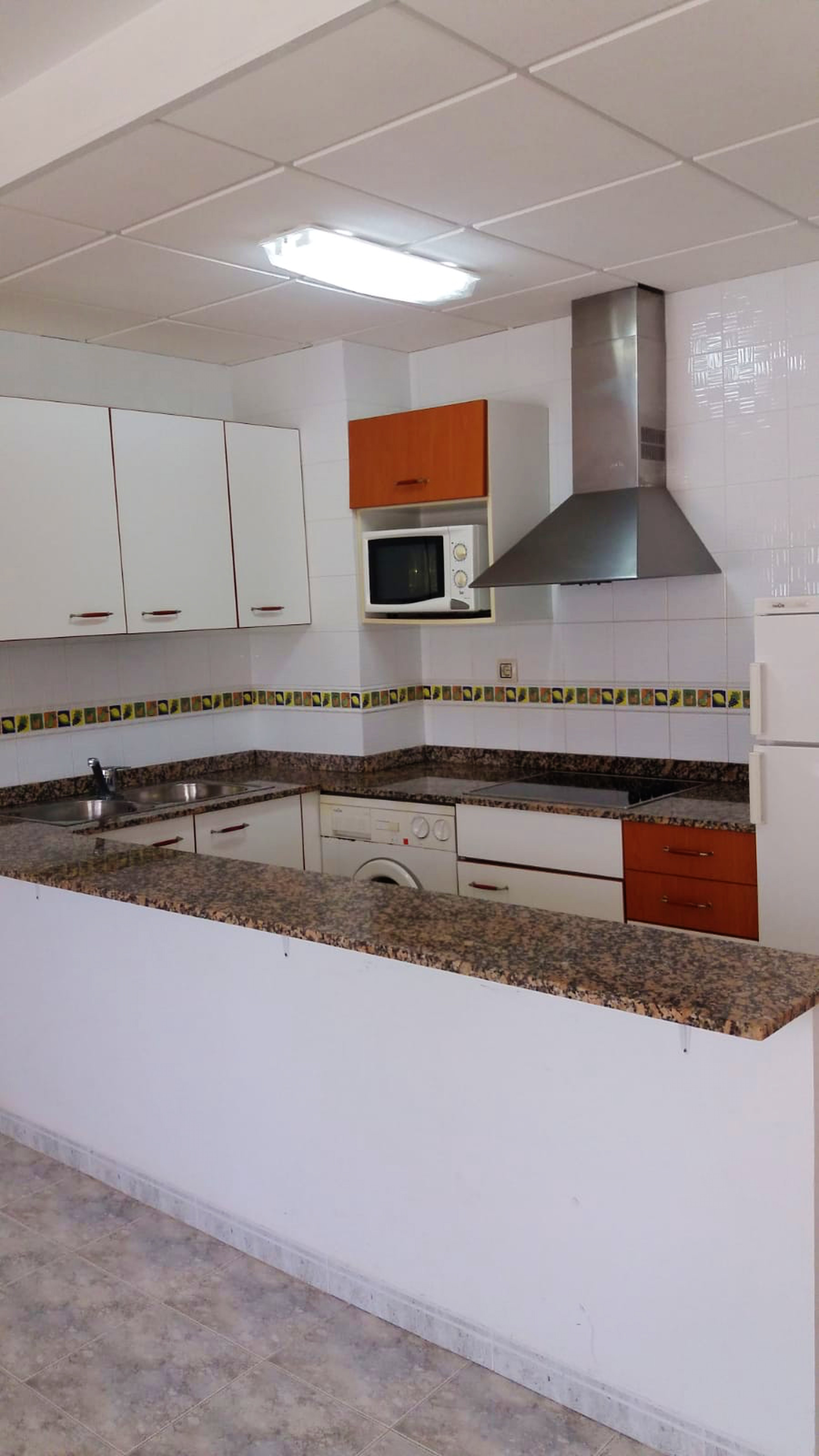 Ferienwohnung Wohnung mit einem Schlafzimmer in L'Eucaliptus mit herrlichem Meerblick, Pool und möbliert (2616465), L'Eucaliptus, Tarragona, Katalonien, Spanien, Bild 2