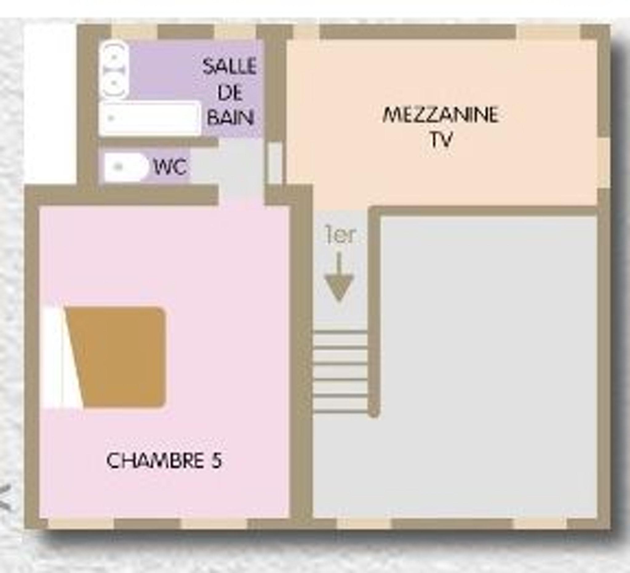 Maison de vacances Villa mit 5 Zimmern in La Garde-Freinet mit privatem Pool, Garten und W-LAN - 20 km vom St (2339879), La Garde Freinet, Côte d'Azur, Provence - Alpes - Côte d'Azur, France, image 29