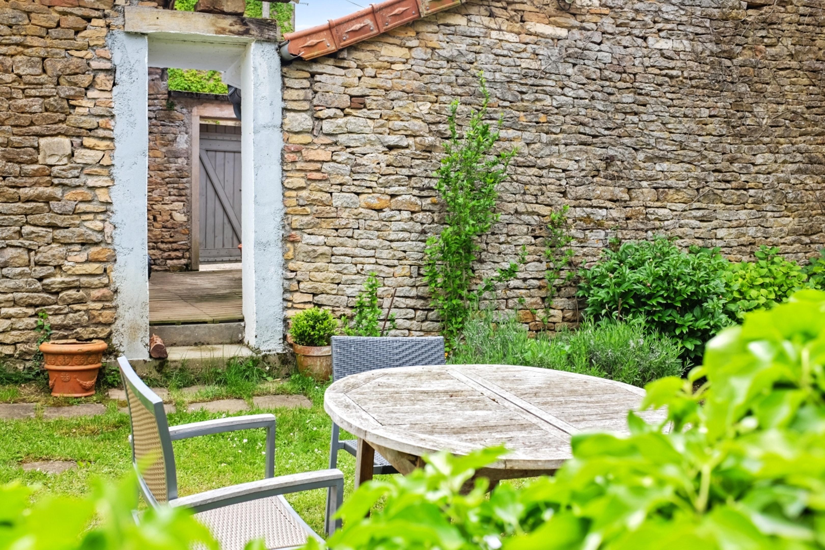 Ferienhaus Haus mit 2 Schlafzimmern in Grevilly mit eingezäuntem Garten (2202565), Grevilly, Saône-et-Loire, Burgund, Frankreich, Bild 14