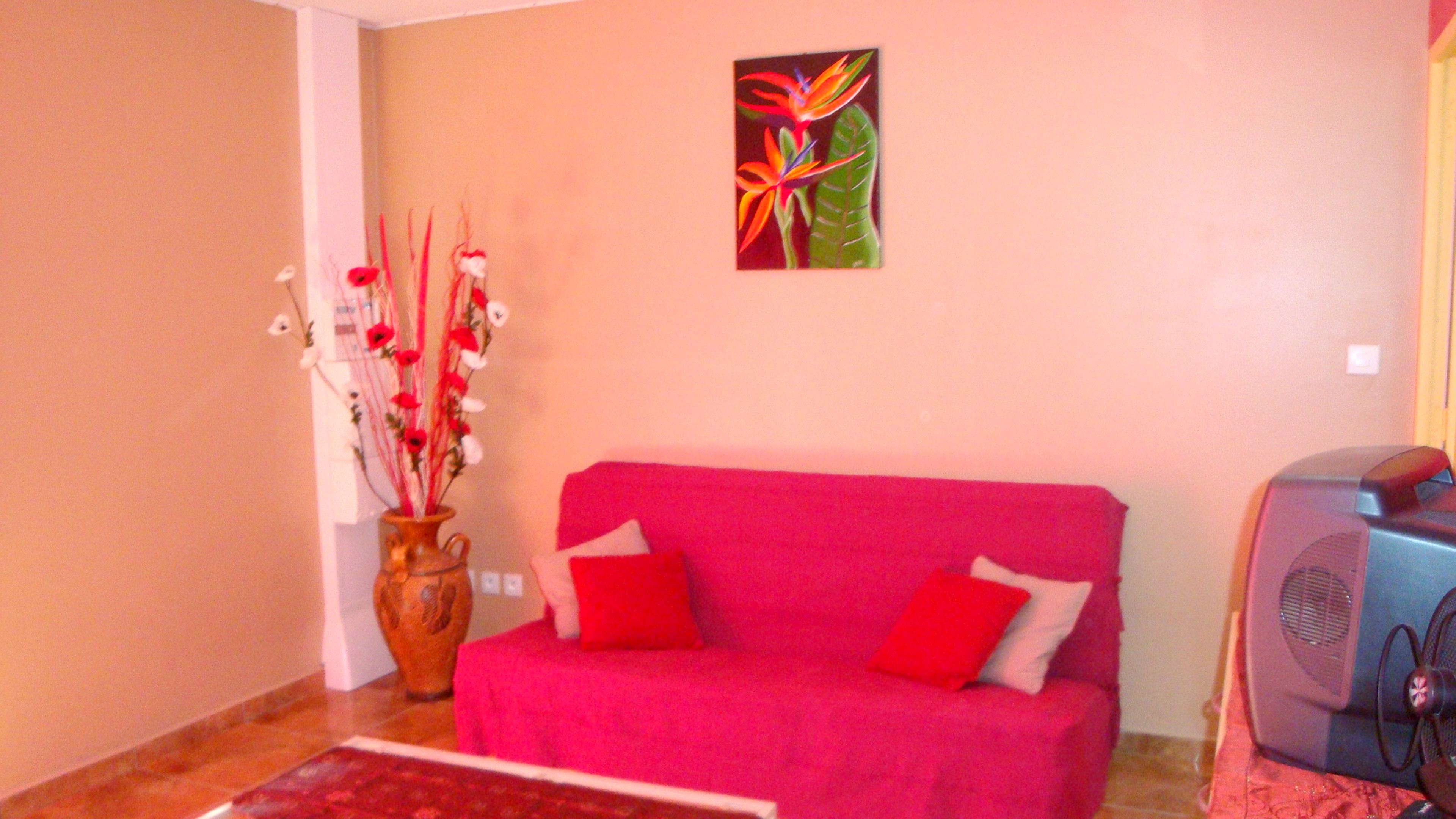 Studio in Saint Paul mit herrlichem Meerblick, ein Ferienwohnung in Reunion