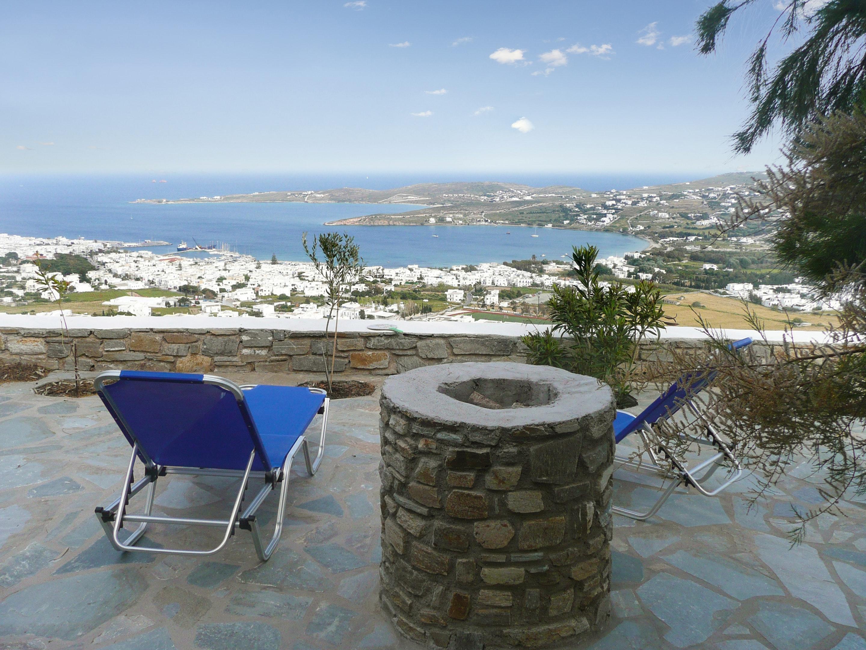 Holiday house Villa mit 3 Schlafzimmern in Paros mit herrlichem Meerblick, Pool und W-LAN - 1 km vom Str (2201537), Paros, Paros, Cyclades, Greece, picture 7
