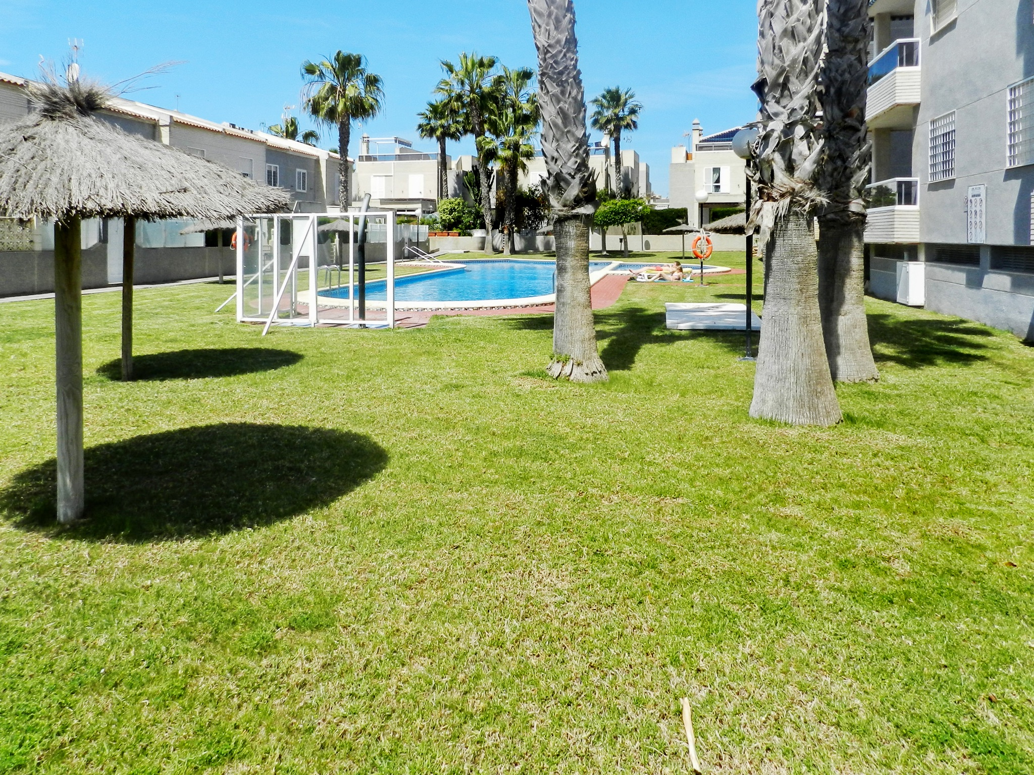 Ferienhaus Helles, modernes Haus in Torrevieja mit Gemeinschaftspool, 5 Minuten vom Strand La Mata en (2201630), Torrevieja, Costa Blanca, Valencia, Spanien, Bild 1